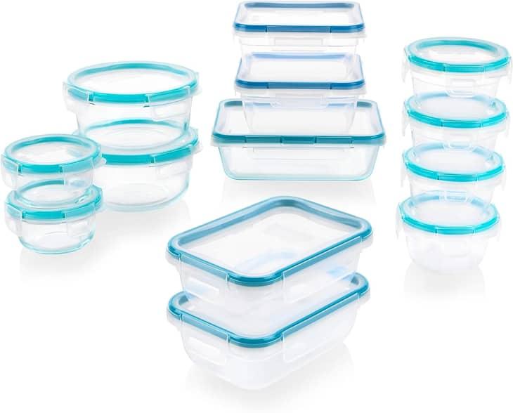 产品形象:Snapware Total Solution 26片玻璃和塑料食品存储套装