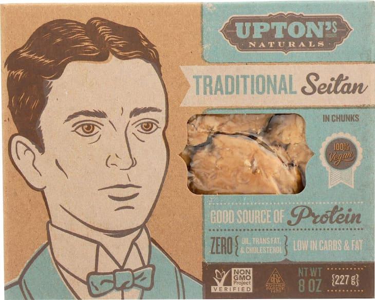 Product Image: Upton's Naturals, Traditional Seitan, 8 oz