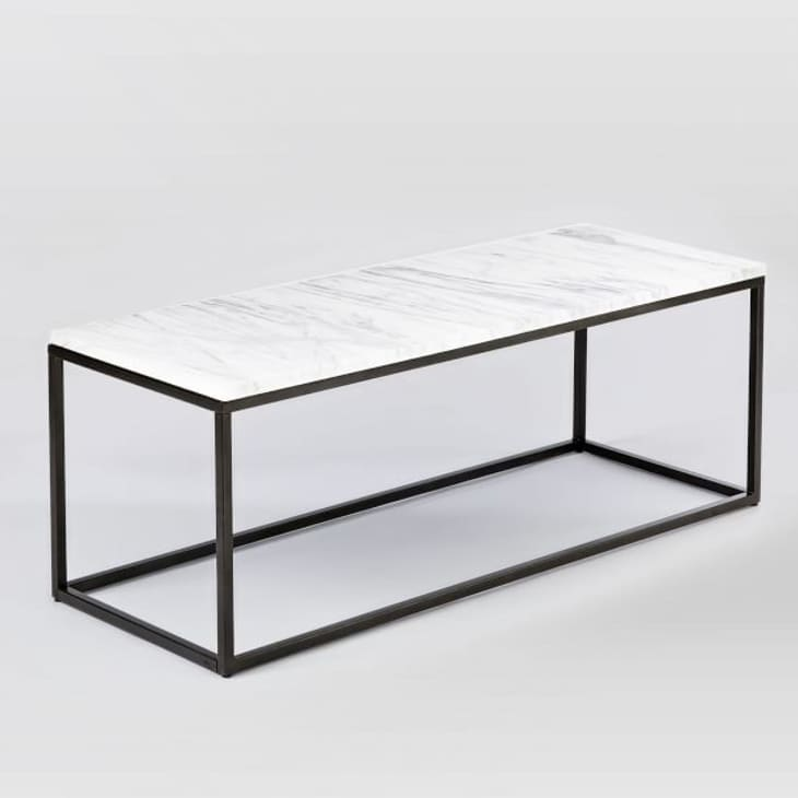 Marble Coffee Tables For Every Budget Apartment Therapy