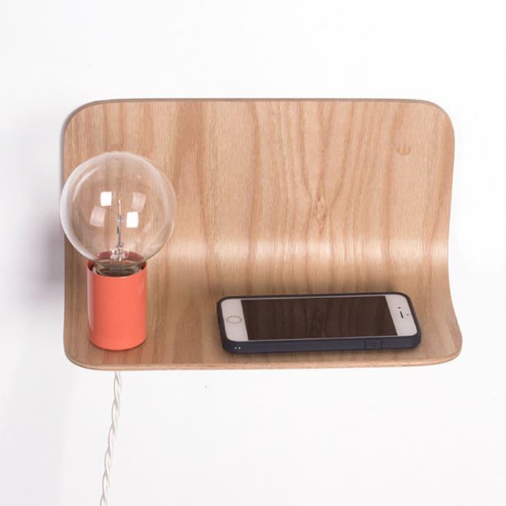 Product Image: OneFortyThree Plywood Side Shelf Lamp