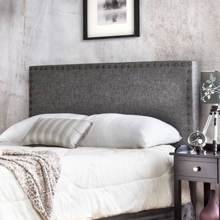 Create Your Dream Bedroom Best Upholstered Fabric Headboards Apartment Therapy