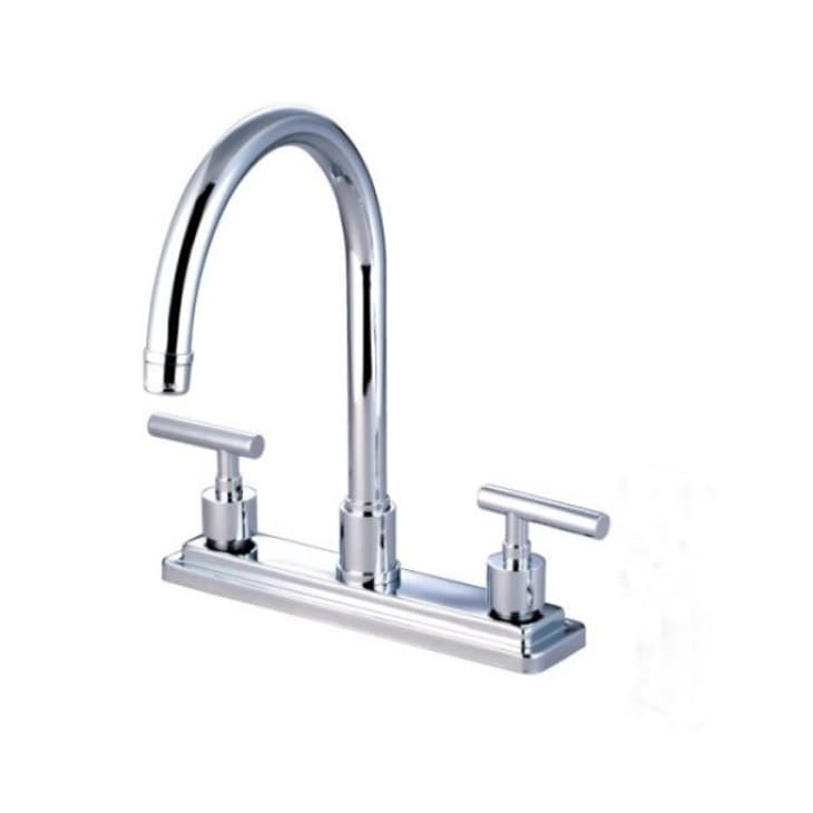 A Stylish Kitchen For Less 10 Great Looking Kitchen Faucets Under 200 Apartment Therapy