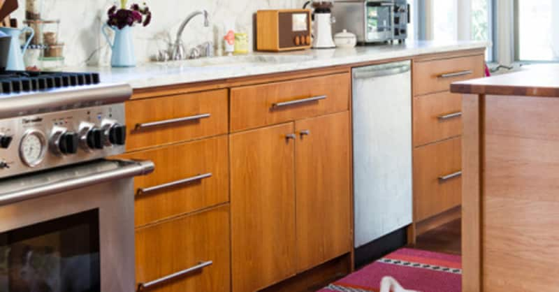 10 Easy, Low-Budget Ways to Improve Any Kitchen (Even a Rental ... on cabinet kitchen design, cabinet kitchen paint, cabinet kitchen tv, cabinet kitchen hardware, cabinet kitchen microwave, cabinet kitchen glass, cabinet kitchen table, cabinet kitchen lighting,