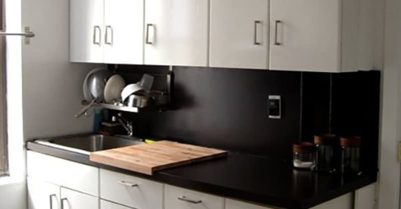 10 Ways Weve Disguised Ugly Rental Kitchen Countertops Kitchn