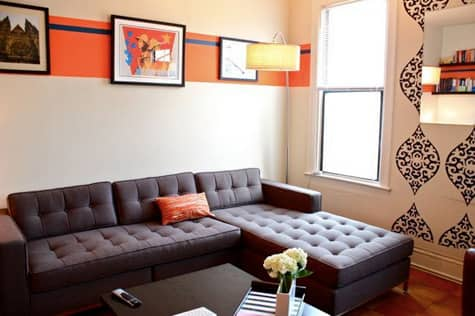 Fall Colors from Valspar Paint | Apartment Therapy
