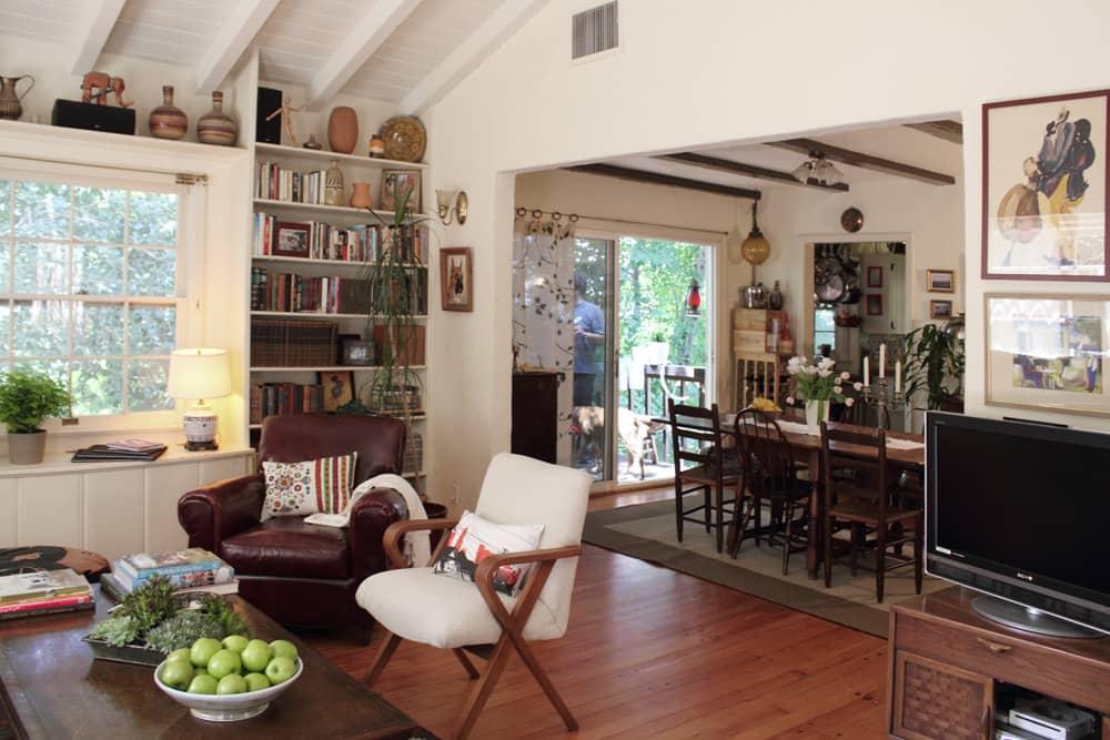 Isabelle Amp Brandon S Lovely Los Angeles Cottage