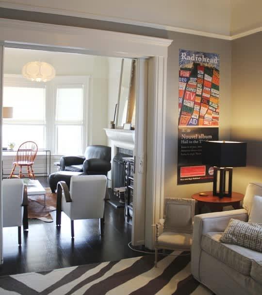 Ashbury Apartments: Amanda's Ashbury Heights Victorian