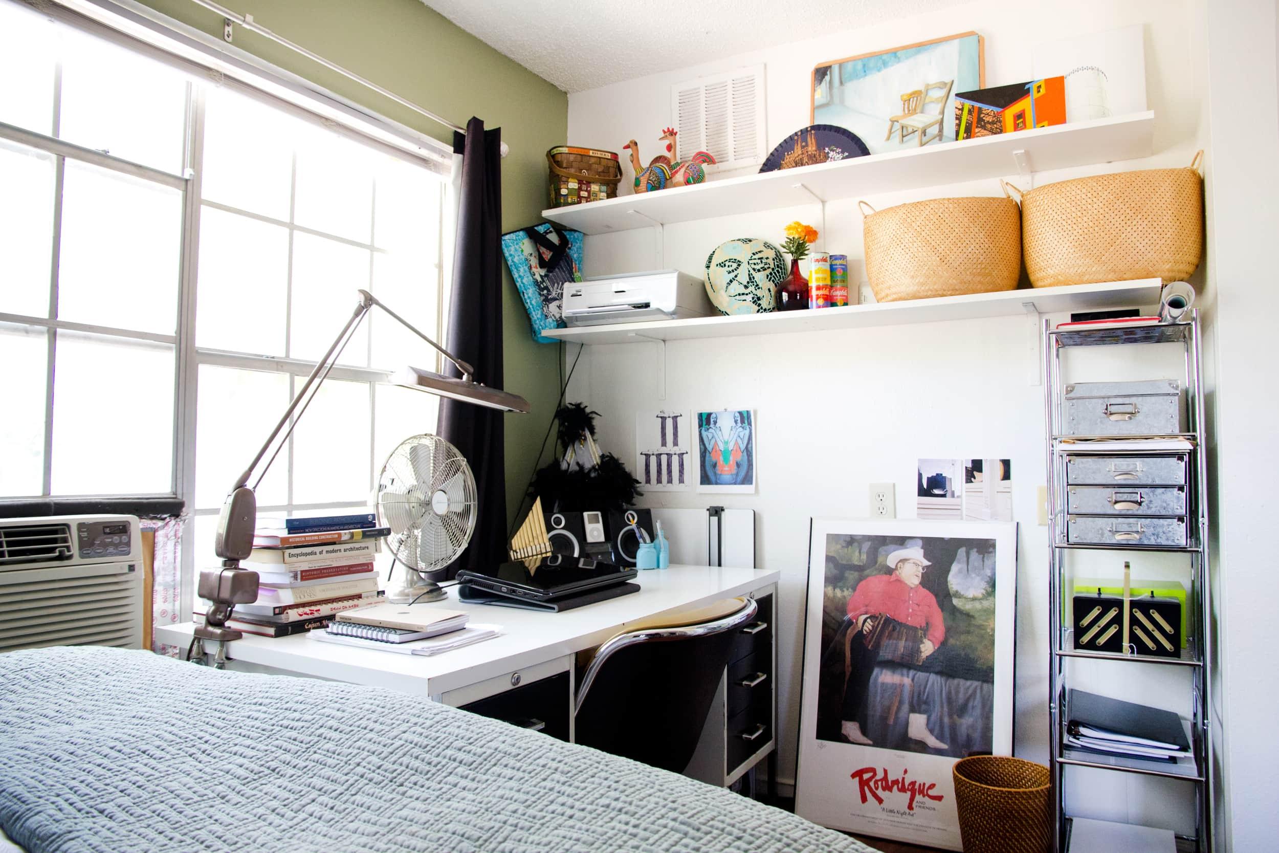 House tour a 400 square foot austin studio apartment - 400 sq ft studio apartment ideas ...