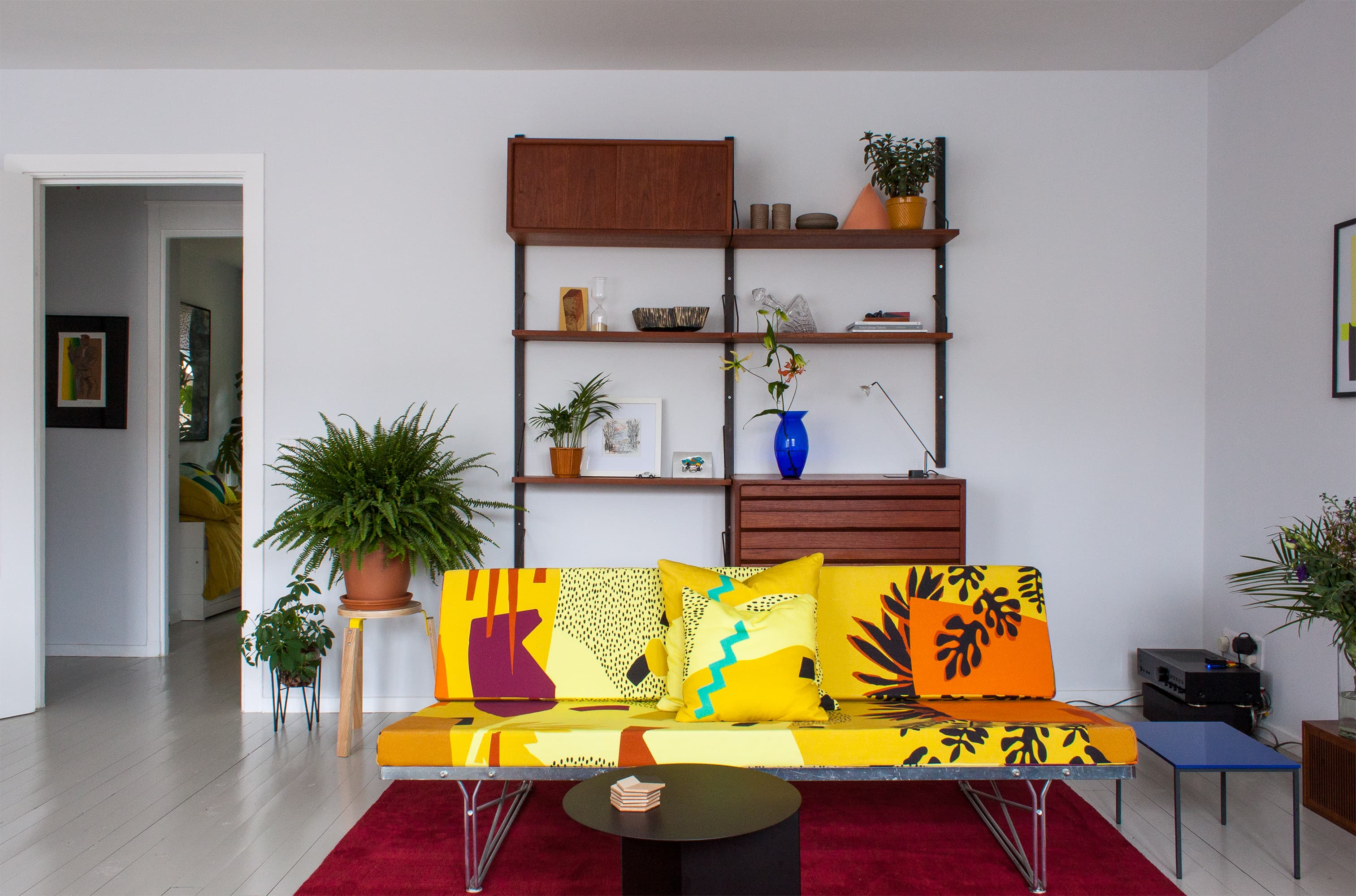 Color Inspiration: 8 Beautiful Yellow Sofas | Apartment Therapy