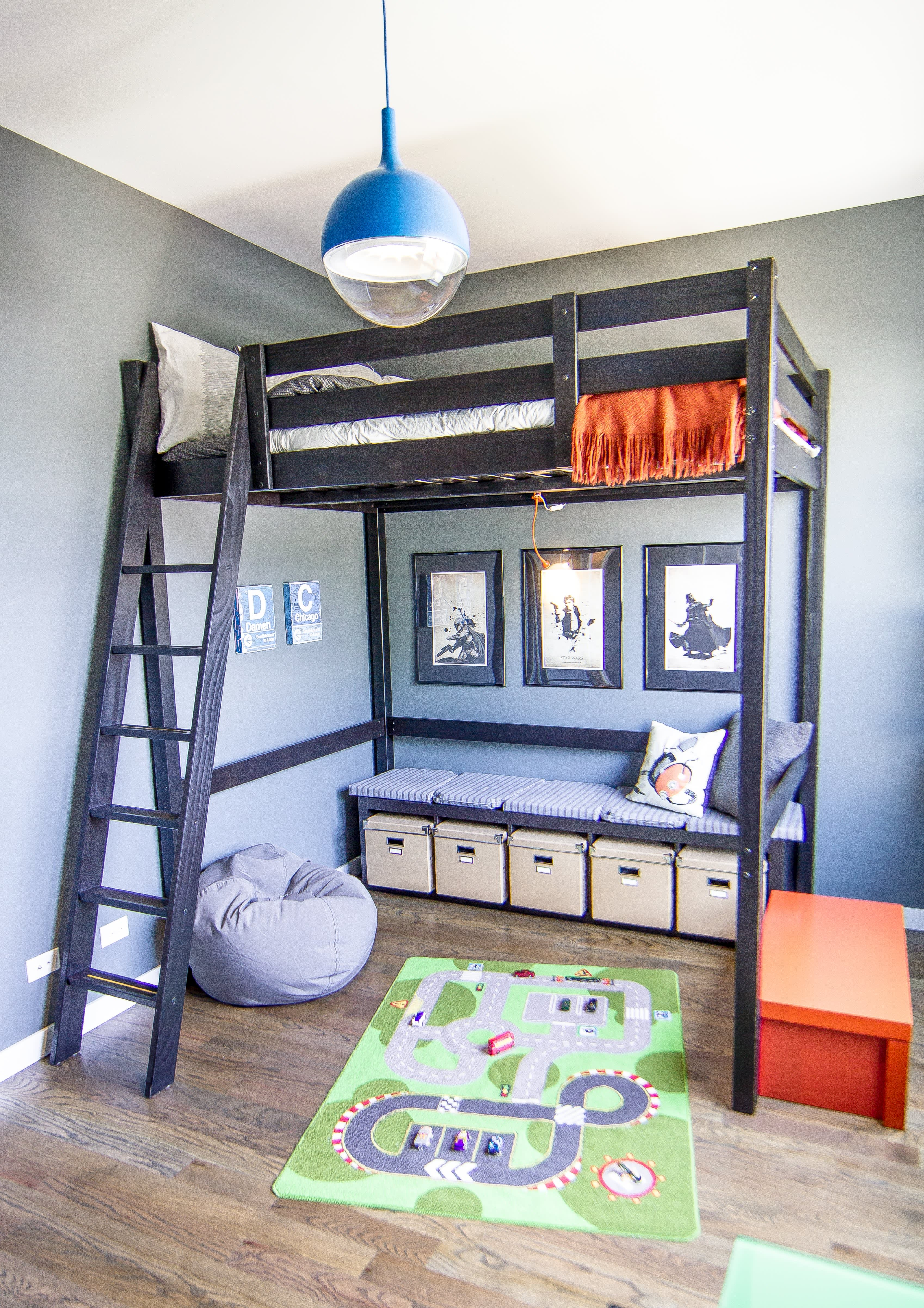 Raise The Roof Kids Loft Bed Inspiration Apartment Therapy