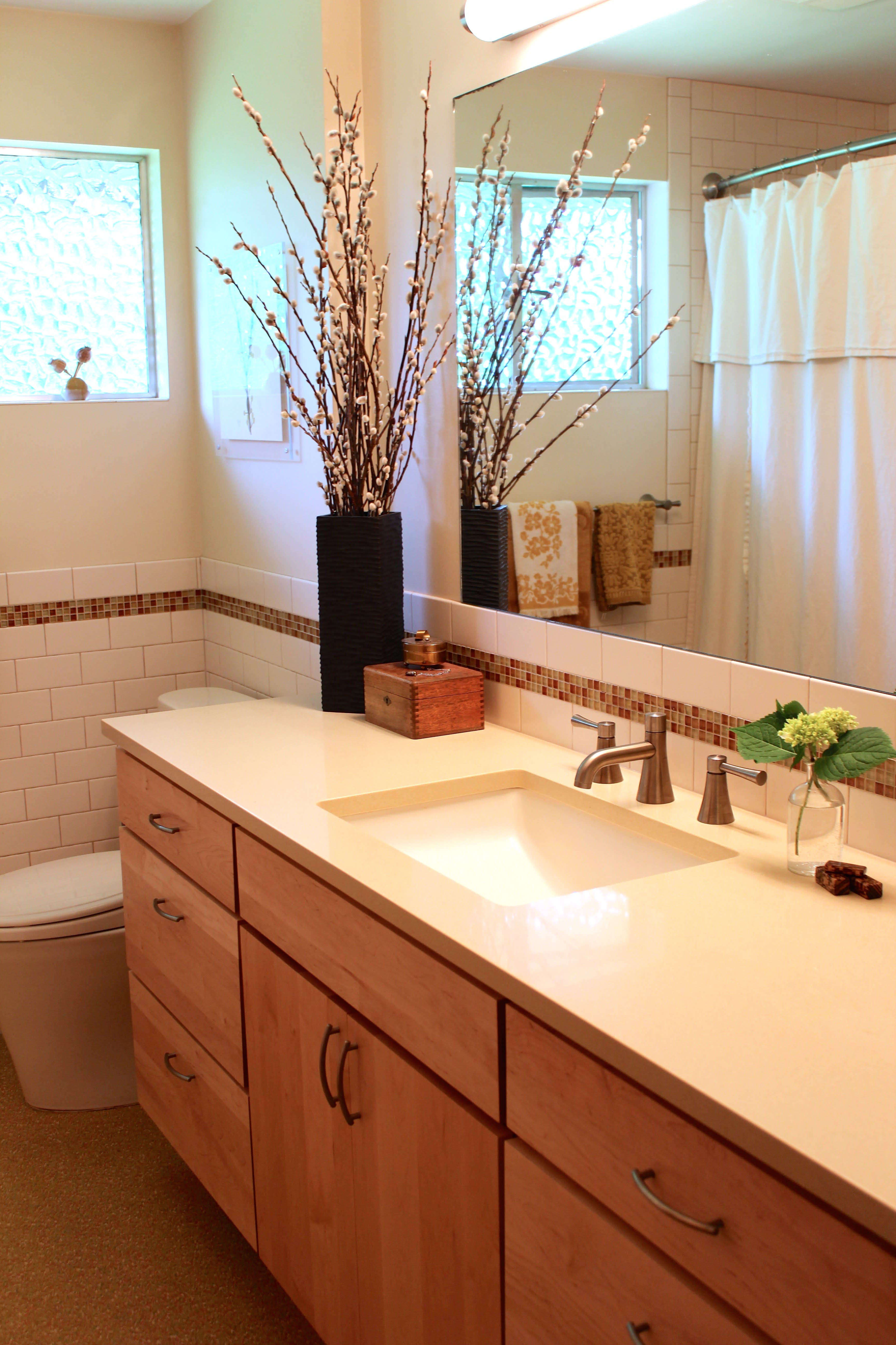 29 Split Entry Living Room Decorating Ideas Keep Home: Susan & Herb's Handmade, Mid-Century Split Level