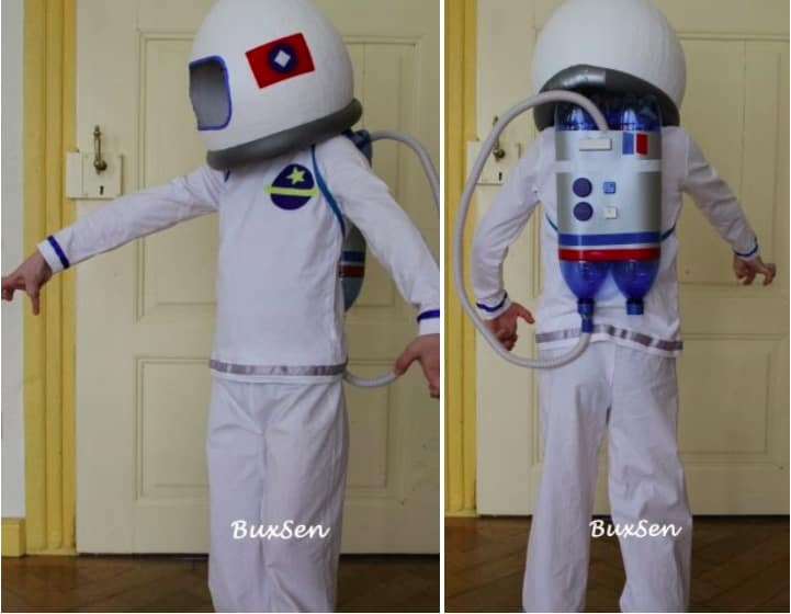Diy Halloween 17 Awesome Costumes You Can Make From Stuff