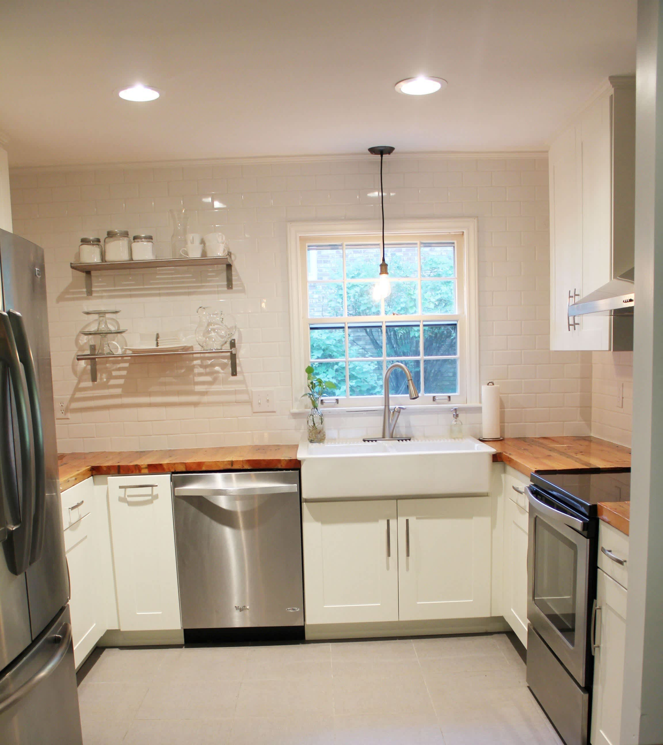 Kitchen Transformations: Before & After: A Year Of Kitchen Transformations