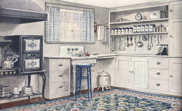 Kitchens That'll Never Go Out Of Style: 7 Ingredients For