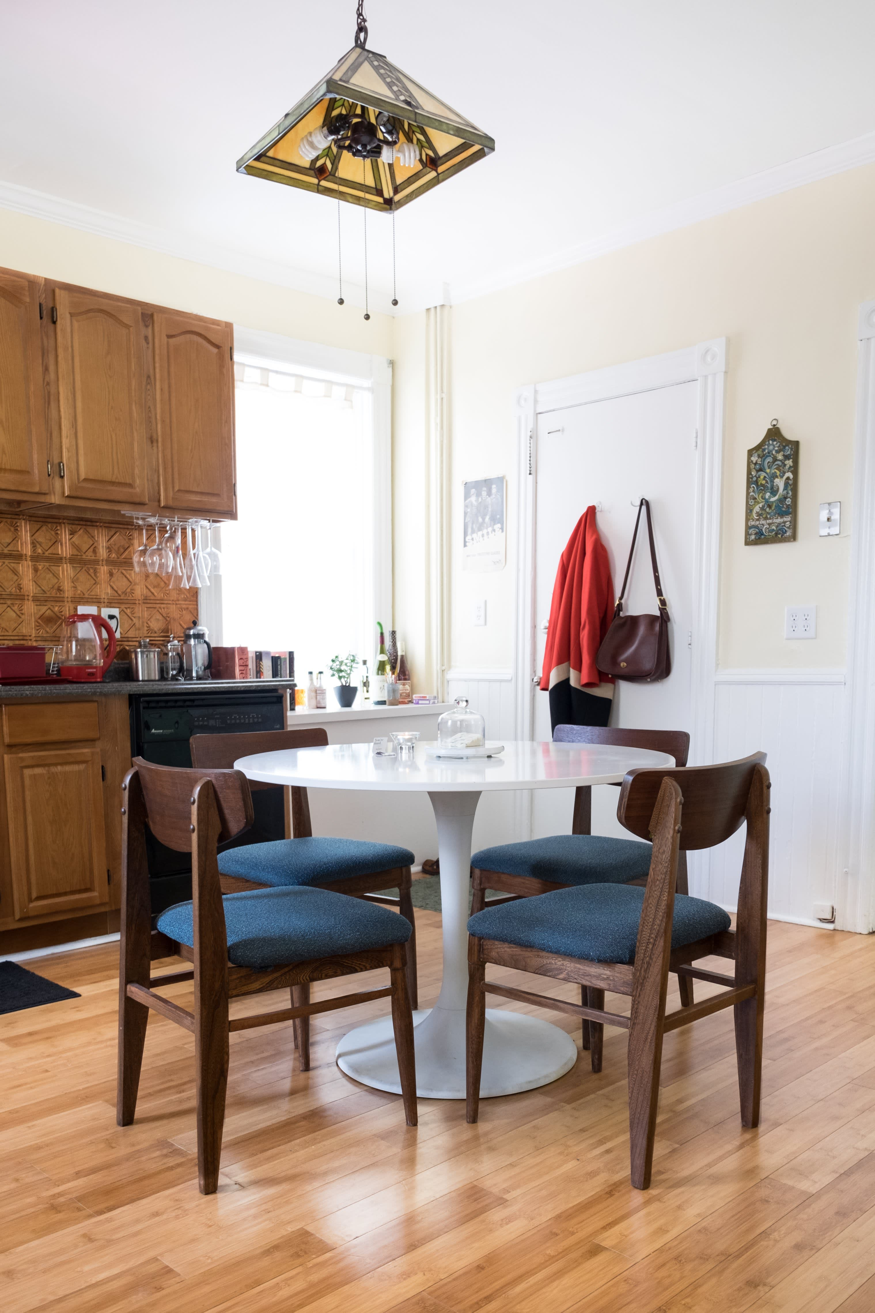 House Tour: A 1960s Mod Home in Providence   Apartment Therapy