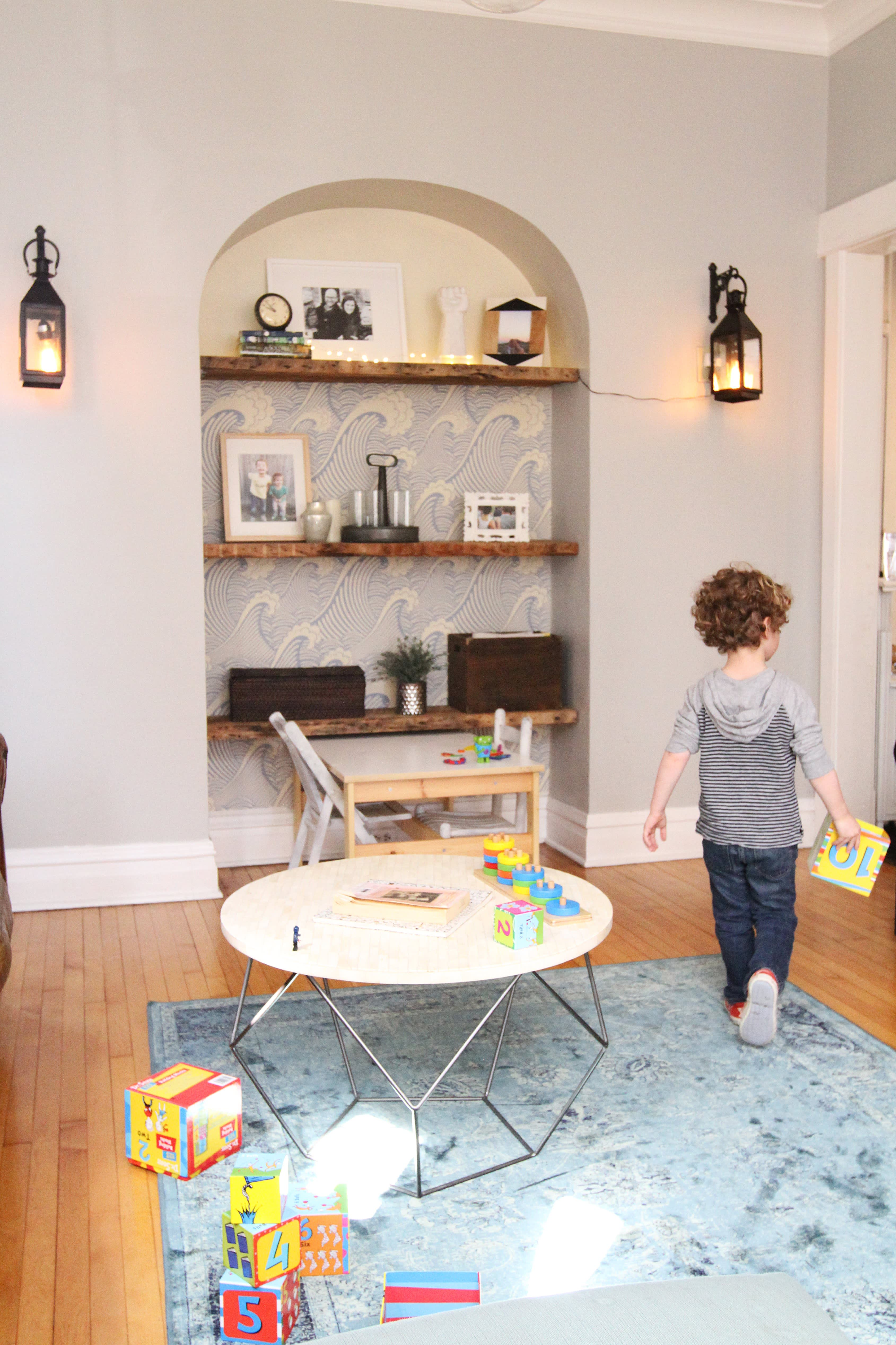 Auto Outlet Of Sarasota >> House Tour: A Modern Chicago House Full of DIY Projects ...