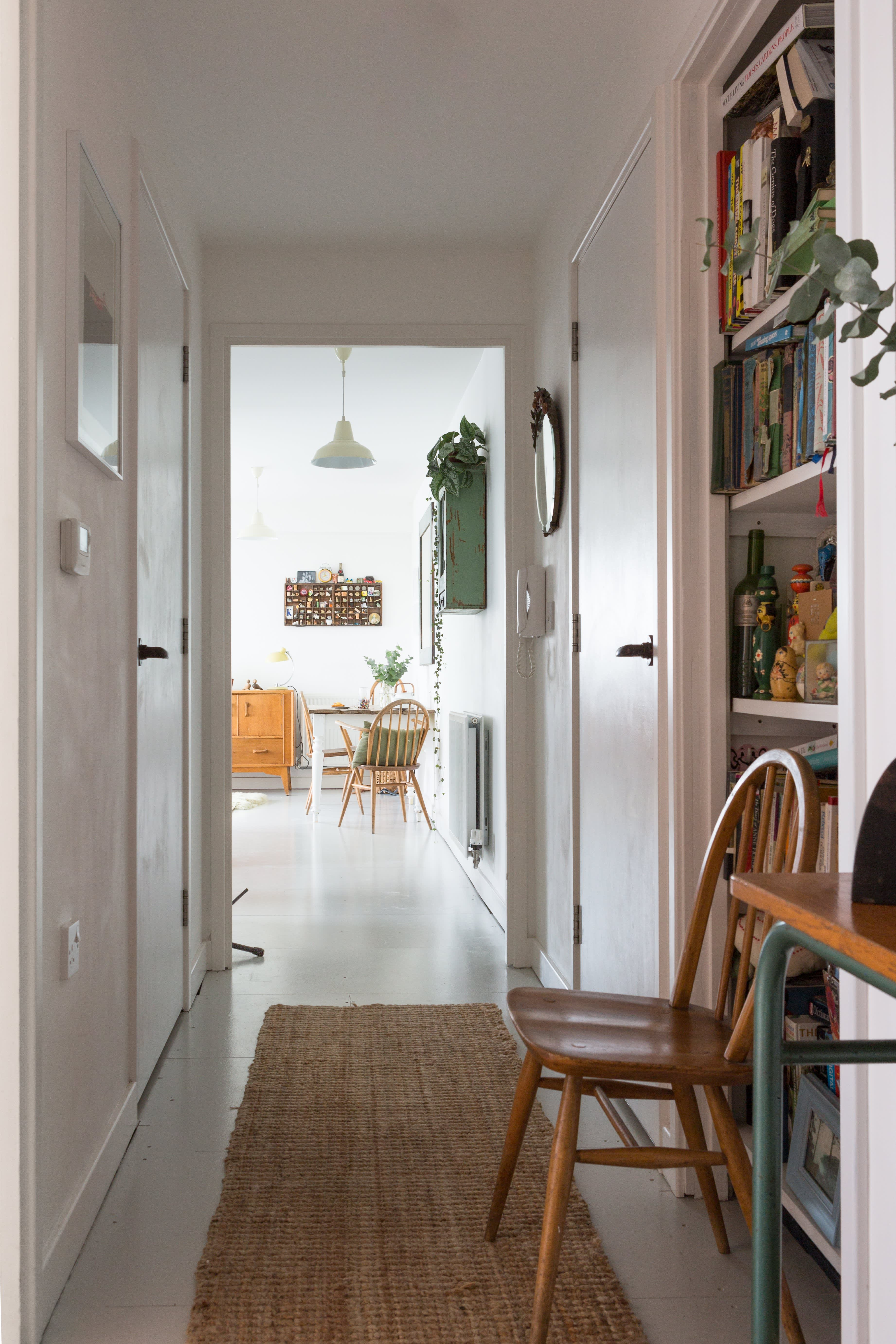House Tour: An Eclectic and Always-Changing London Flat