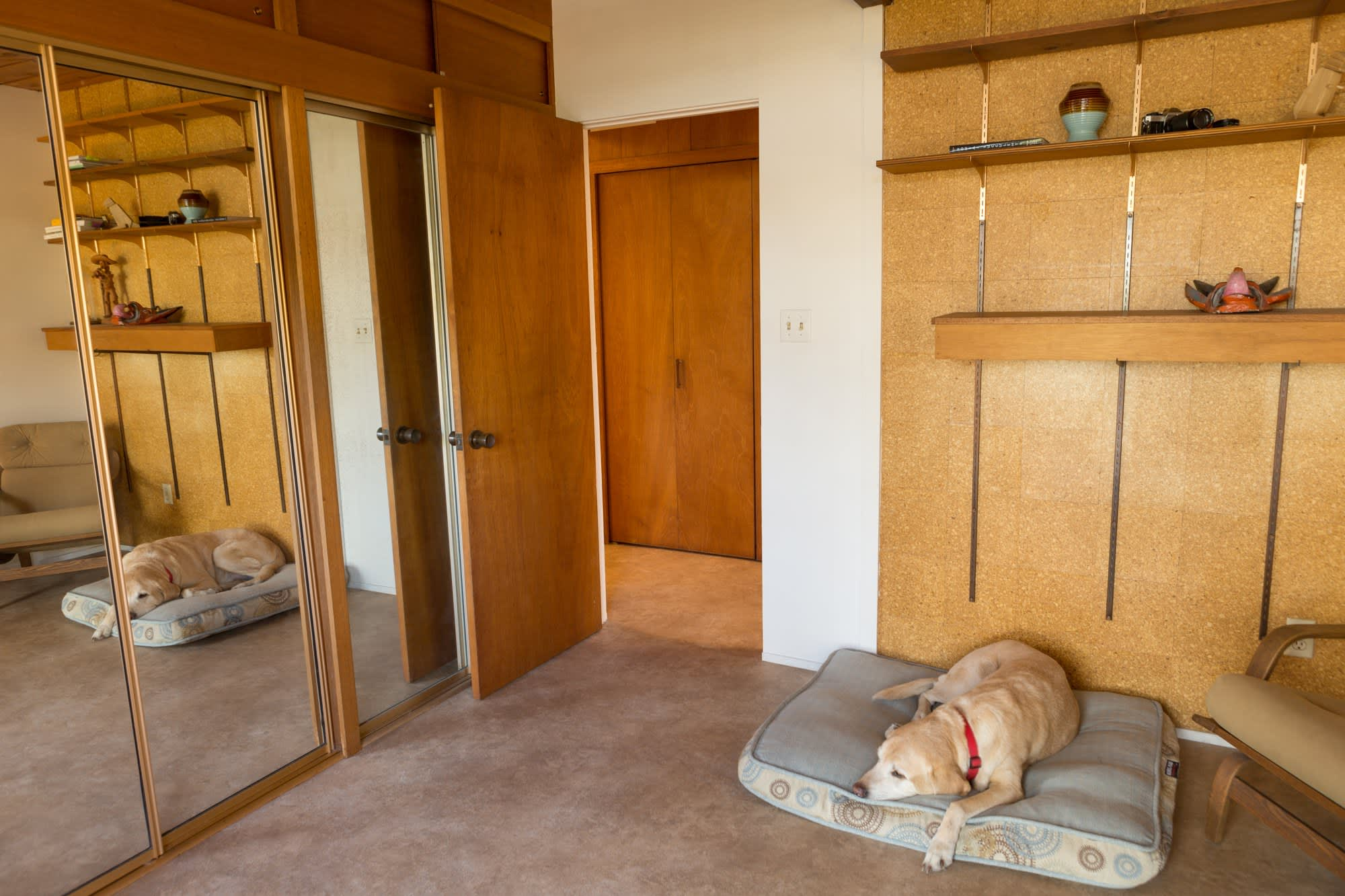 House Tour A Mid Century Modern California Dream Home