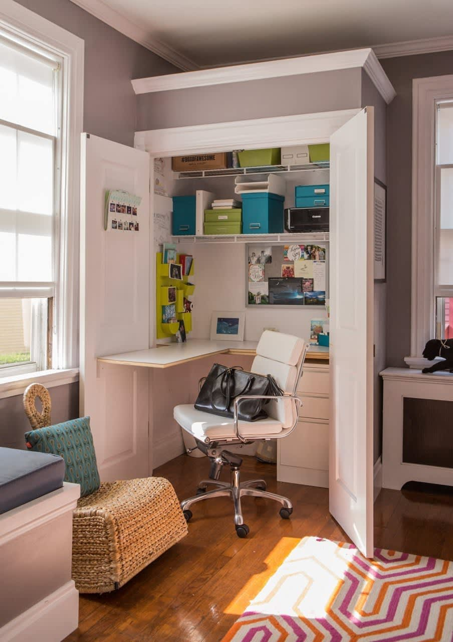 Modern Diy Desk Ideas For Home Workspaces Apartment Therapy