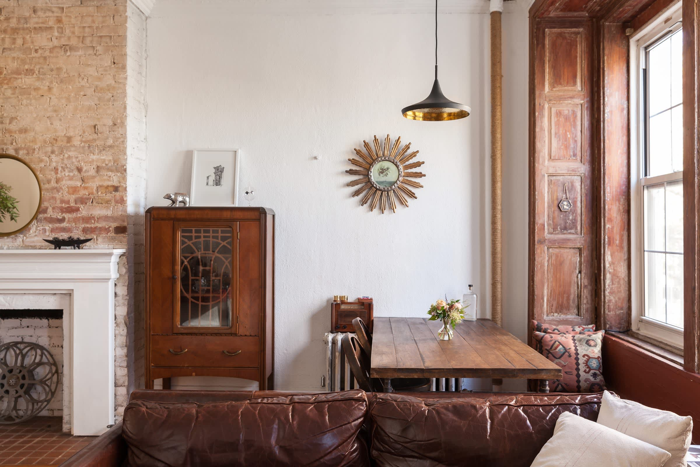House Tour A Cozy 650 Square Foot Brooklyn Brownstone