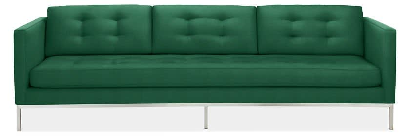 Surprising A Guide To Green Sofas 20 Stylish Options Apartment Therapy Pdpeps Interior Chair Design Pdpepsorg