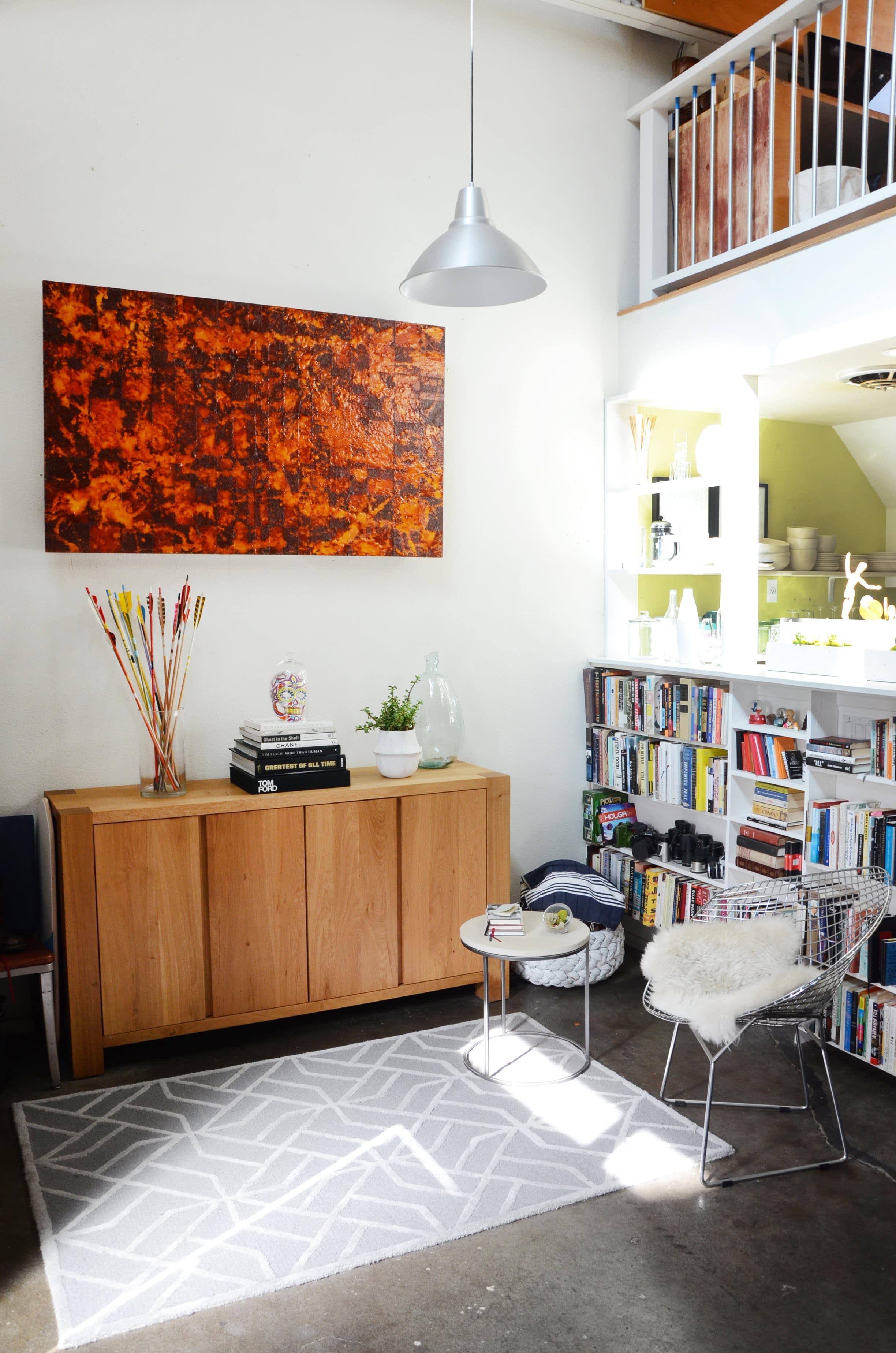 House Tour: A Modern & Personalized West Oakland Loft