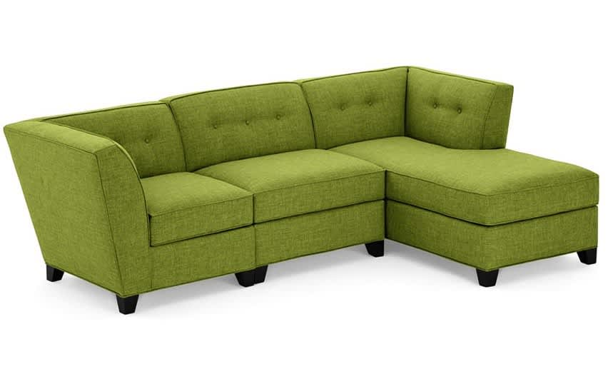 A Guide to Green Sofas: 20 Stylish Options   Apartment Therapy