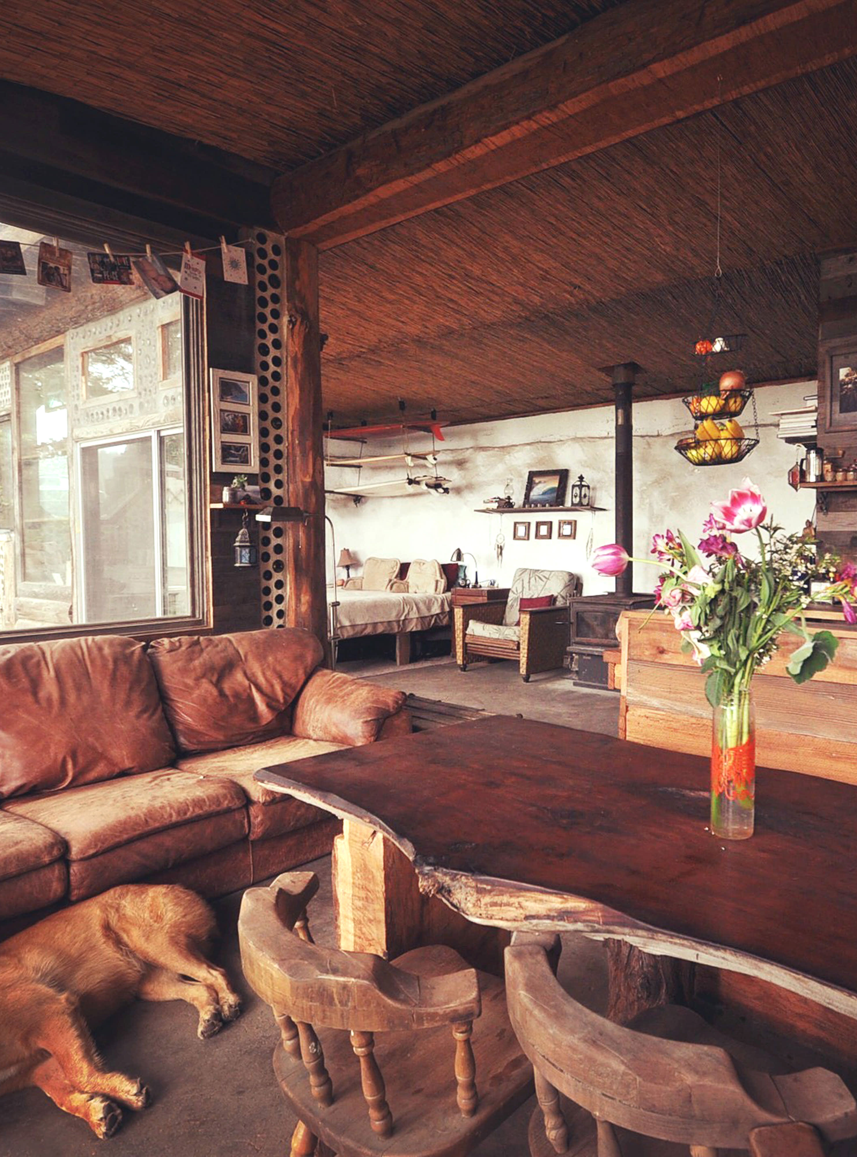 """This Sustainable """"Earthship"""" Home Cost Less Than $10k to ..."""