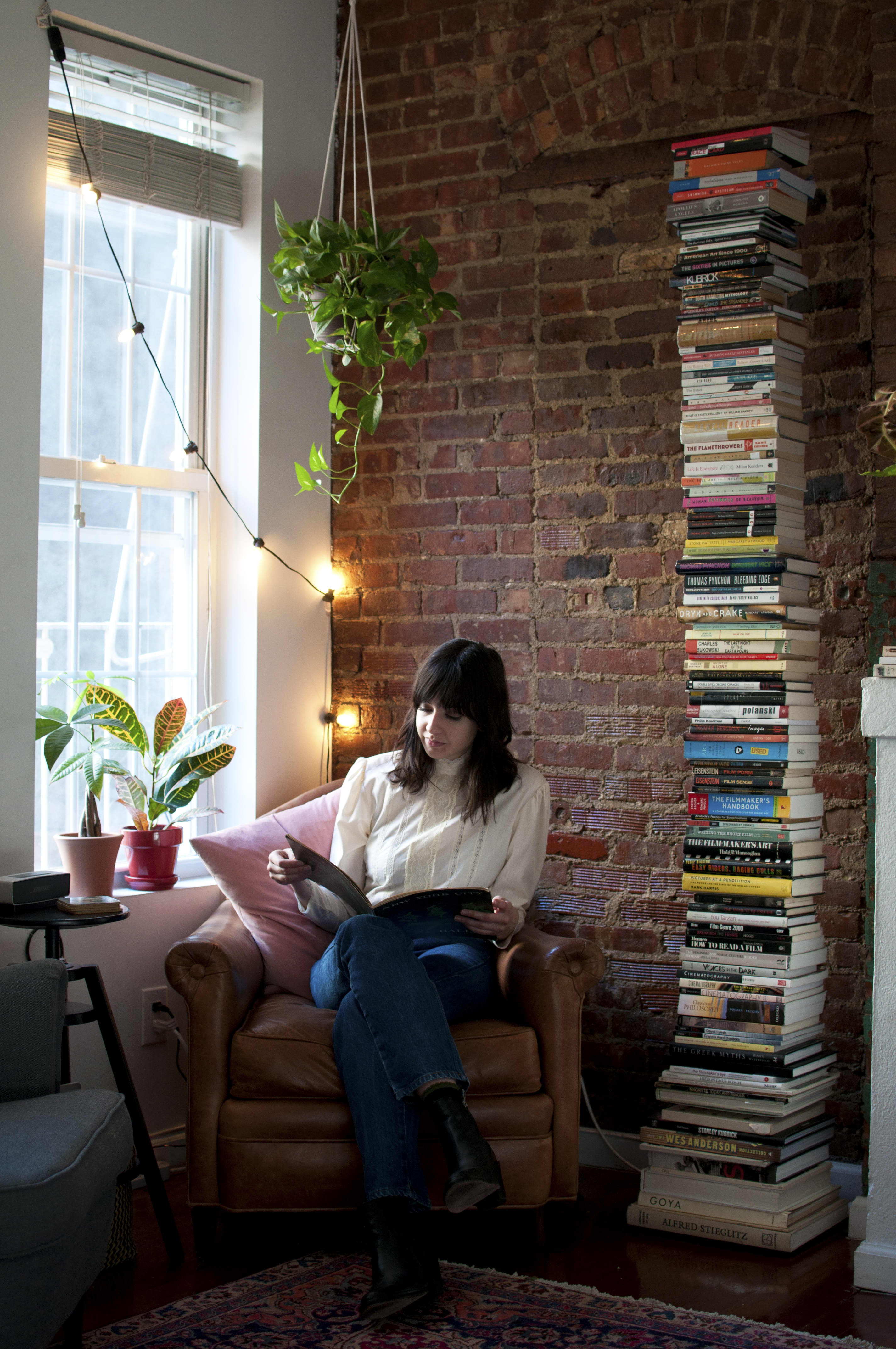House Tour: A Tiny, 200 Square Foot Greenwich Village Studio