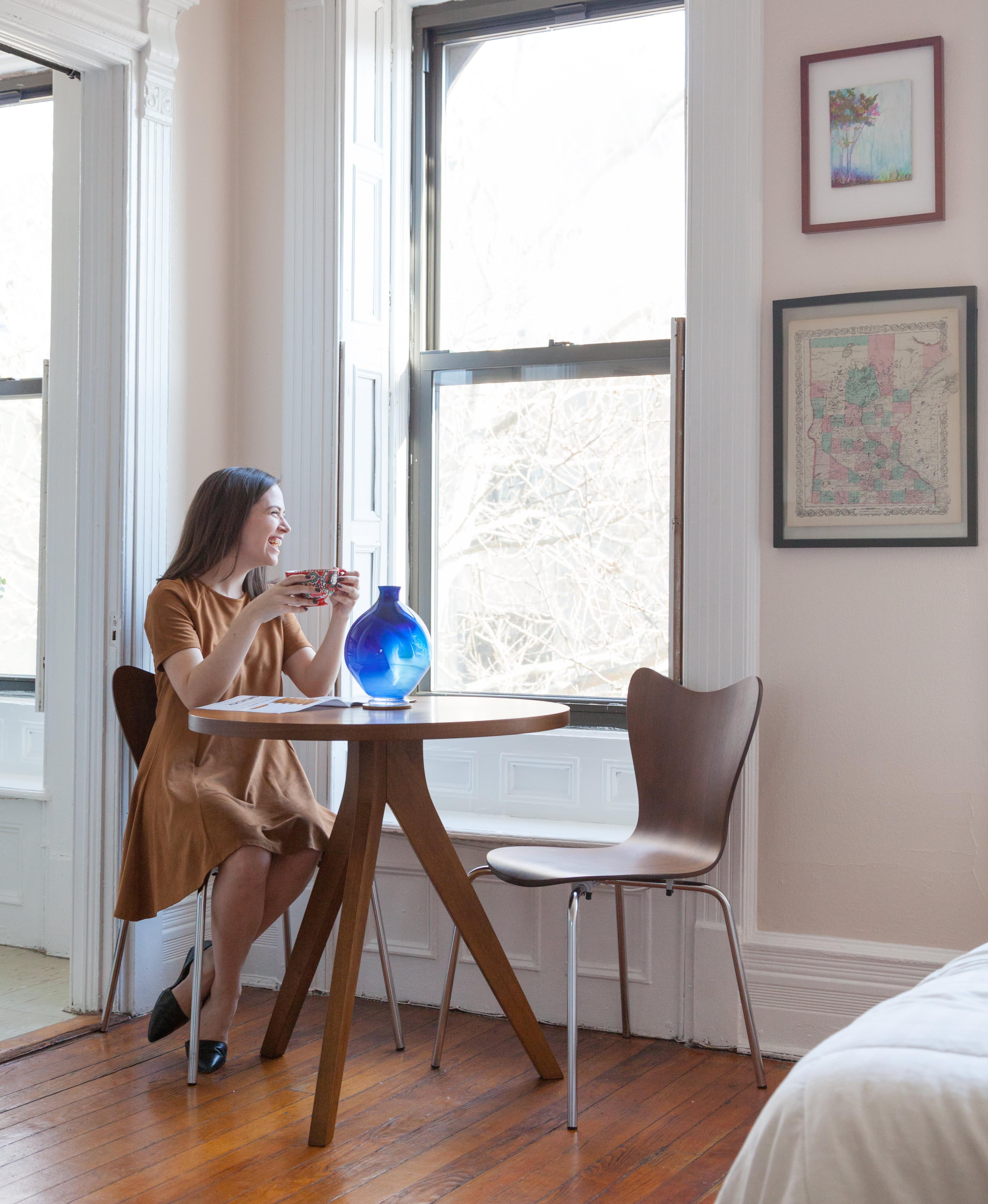 Brooklyn Studio Apartments: House Tour: A Writer's 350 Square Foot Brooklyn Studio