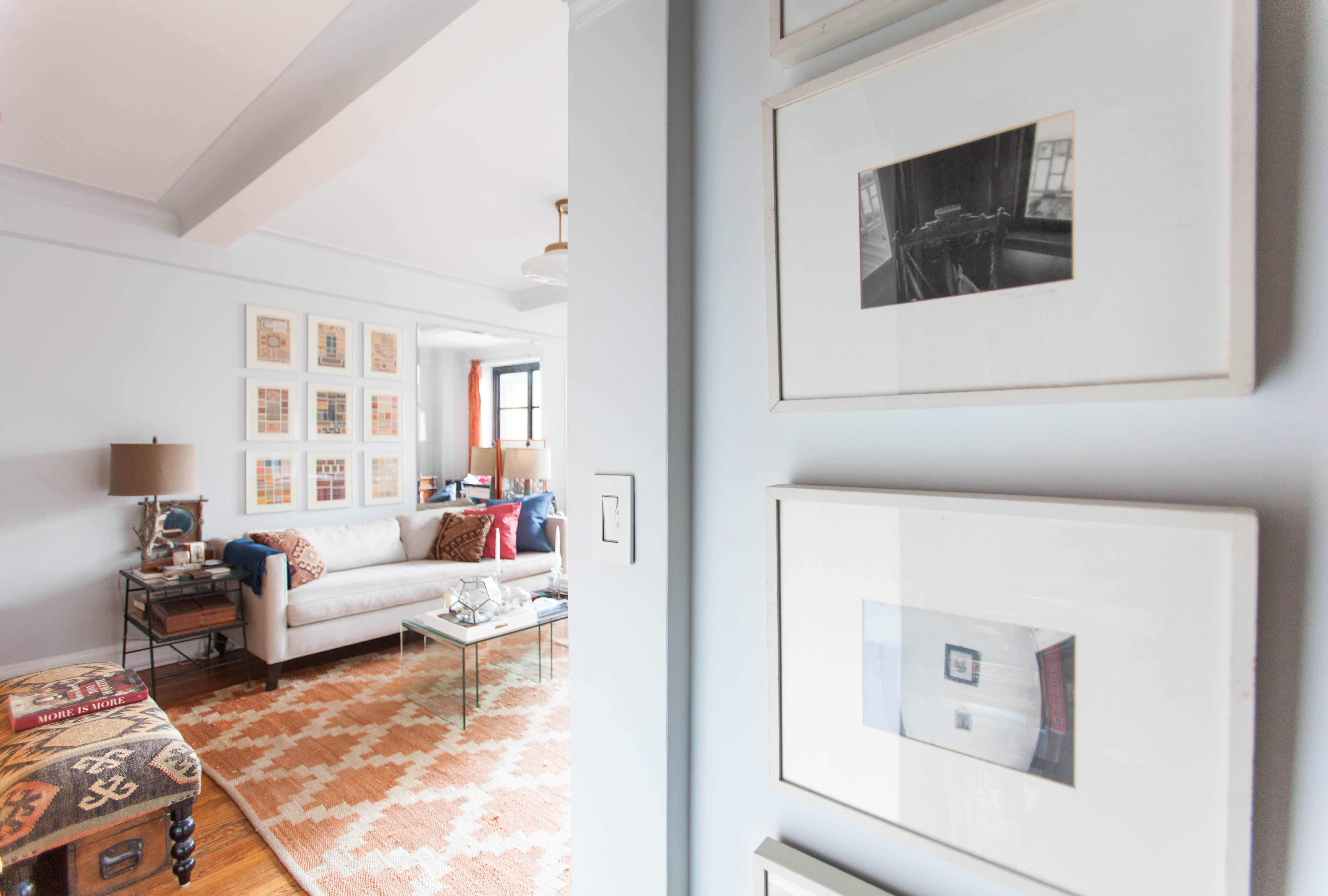 House Tour: A Designer\'s Tiny NYC Studio With the Best ...