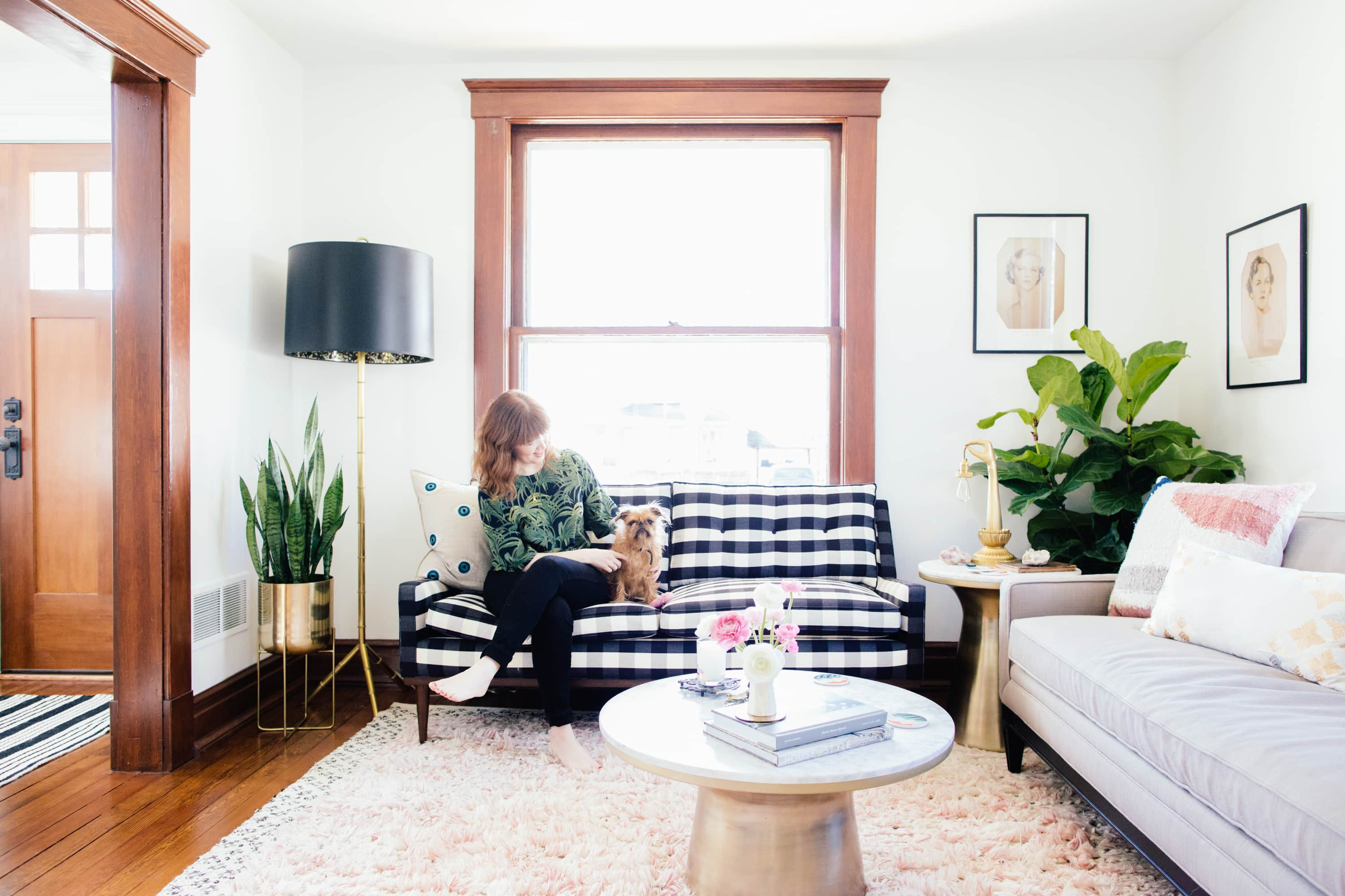 House Tour: A New Yorker Transforms a 1890s Michigan House
