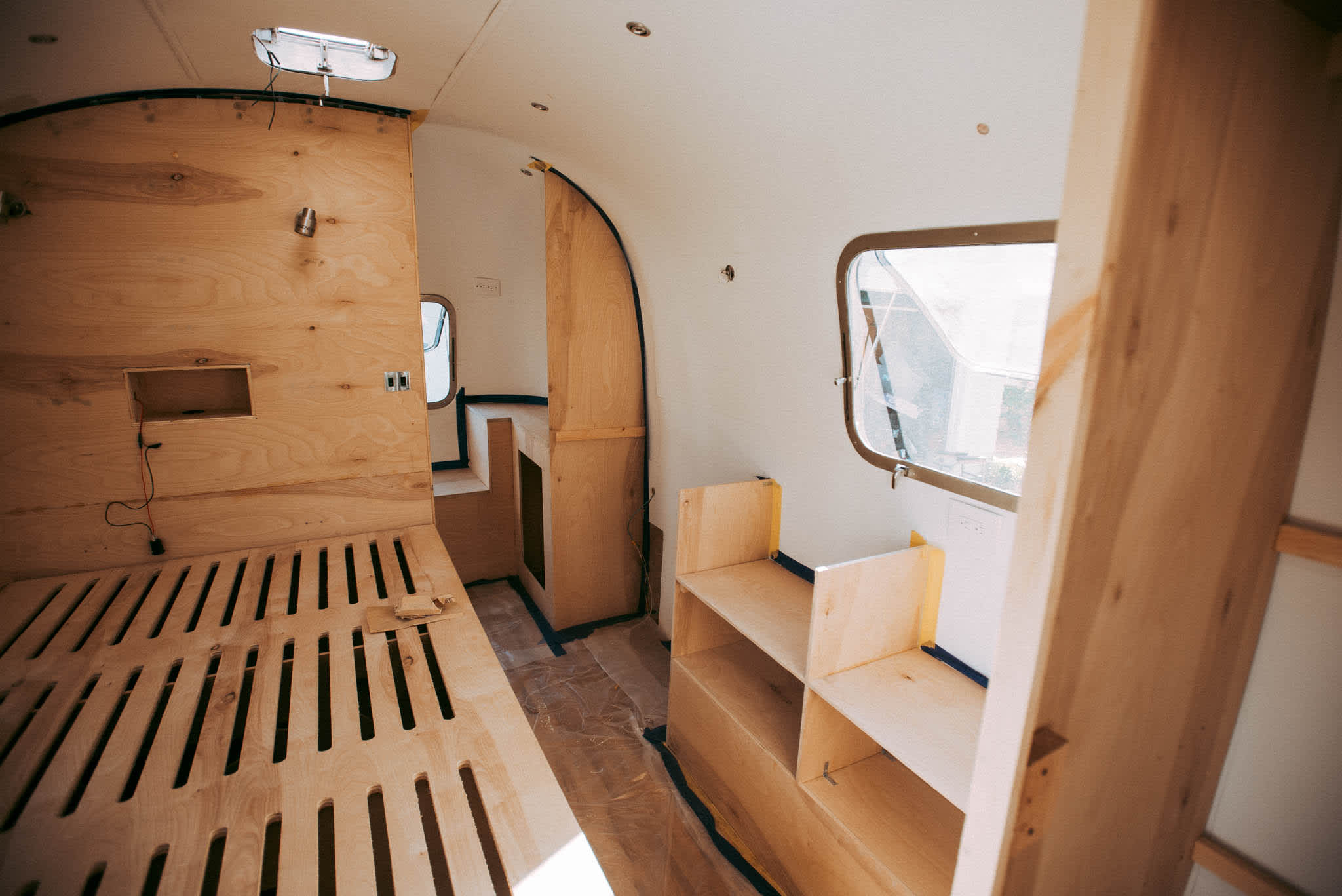 Before & After: Vintage Airstream Renovation | Apartment Therapy