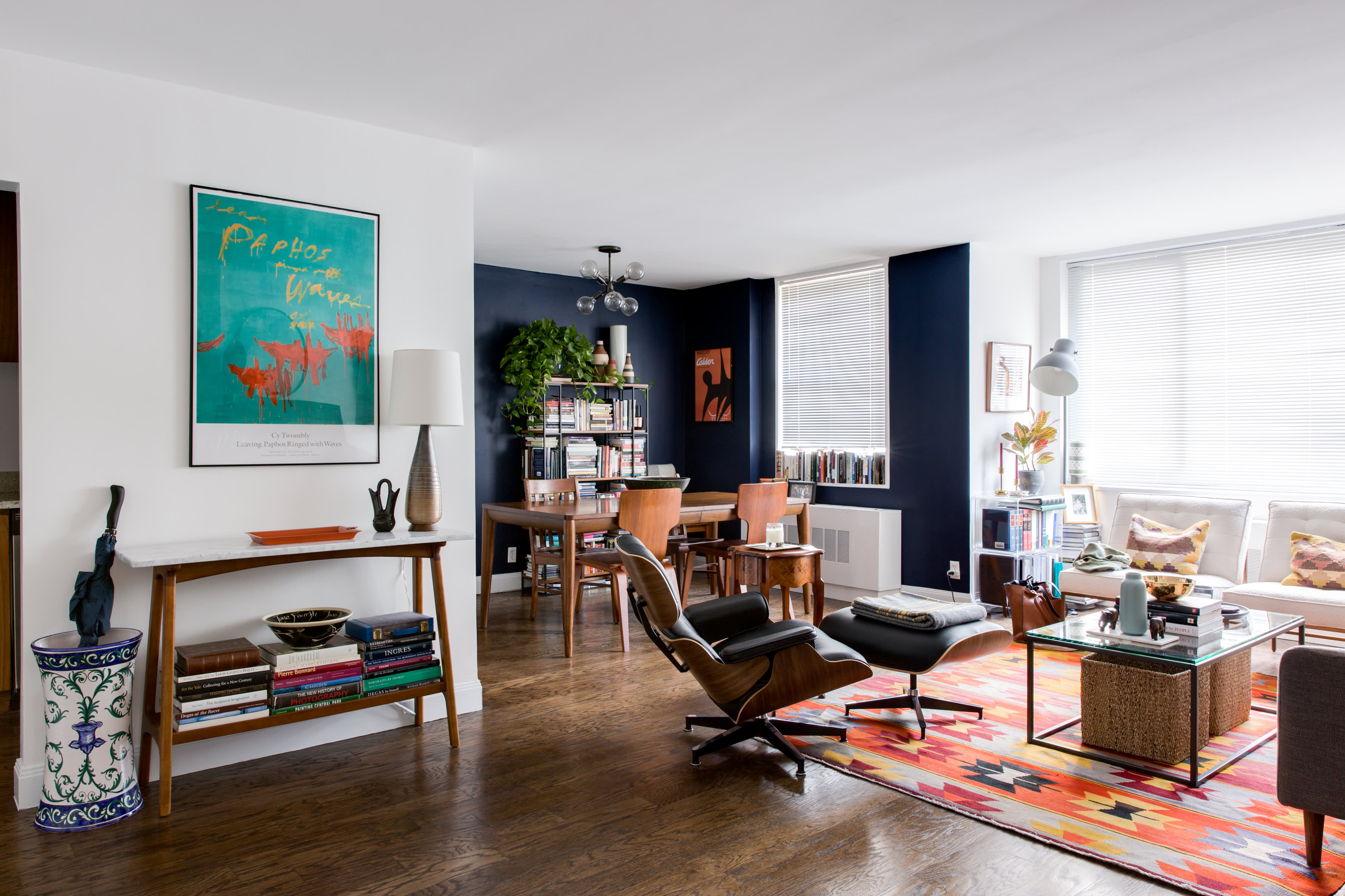House Tour: A NYC Apartment Filled With Bookish Warmth