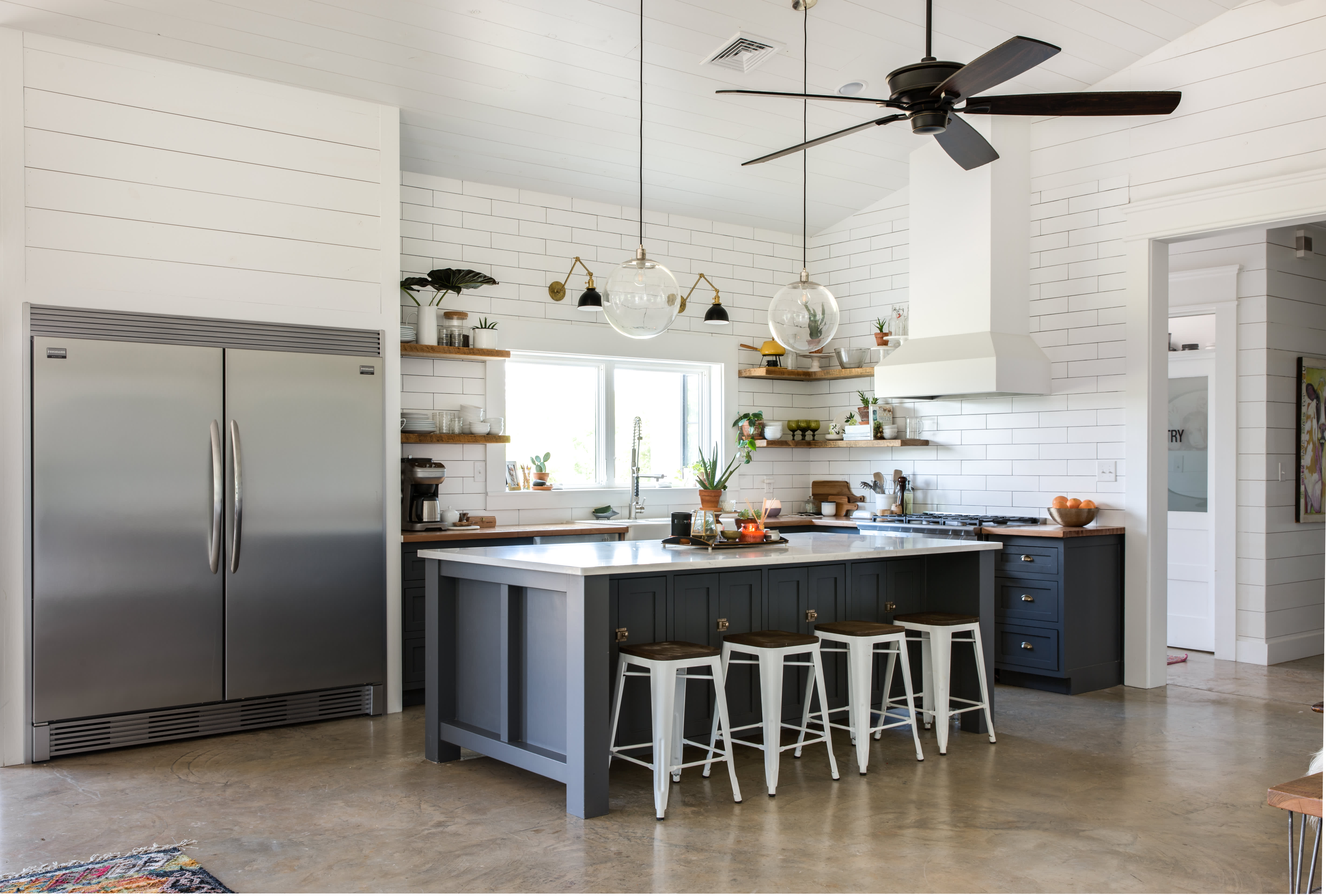 Marvelous House Tour An Eclectic Barn House In Louisiana Apartment Home Interior And Landscaping Ponolsignezvosmurscom