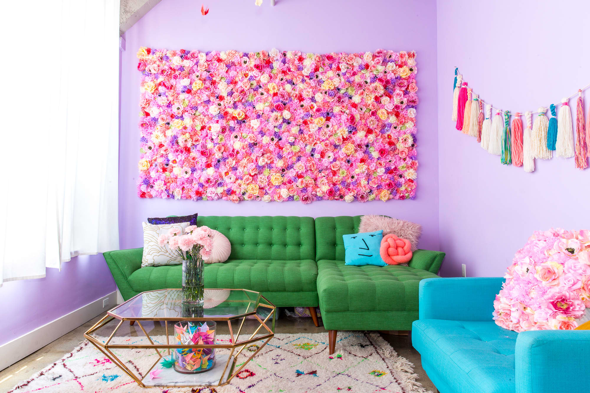 The Most Colorful Apartment In The World