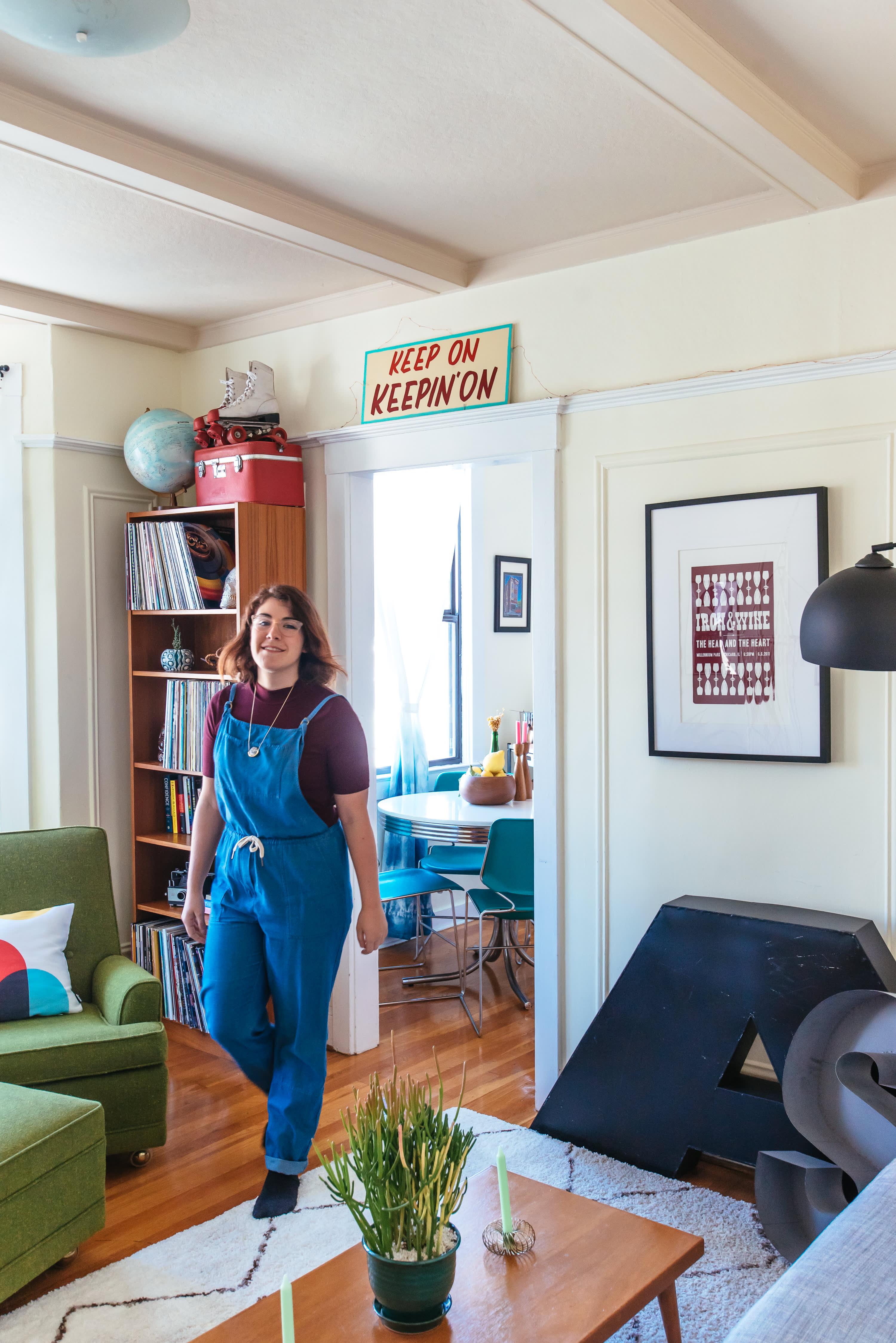 House Tour: A Craigslist Chic San Francisco Apartment