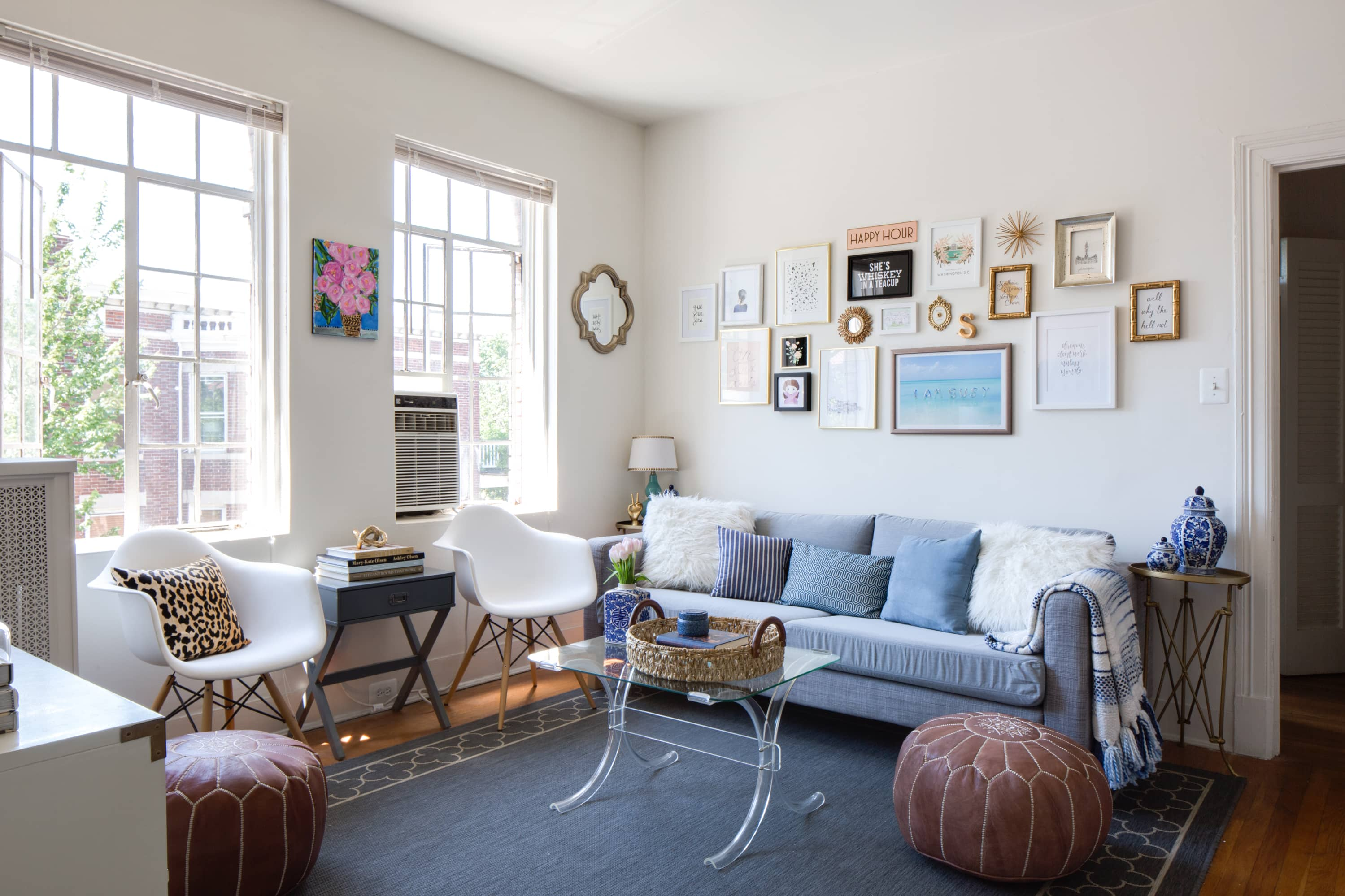 Tour a Classic DC Home Filled with Chic Craigslist Finds