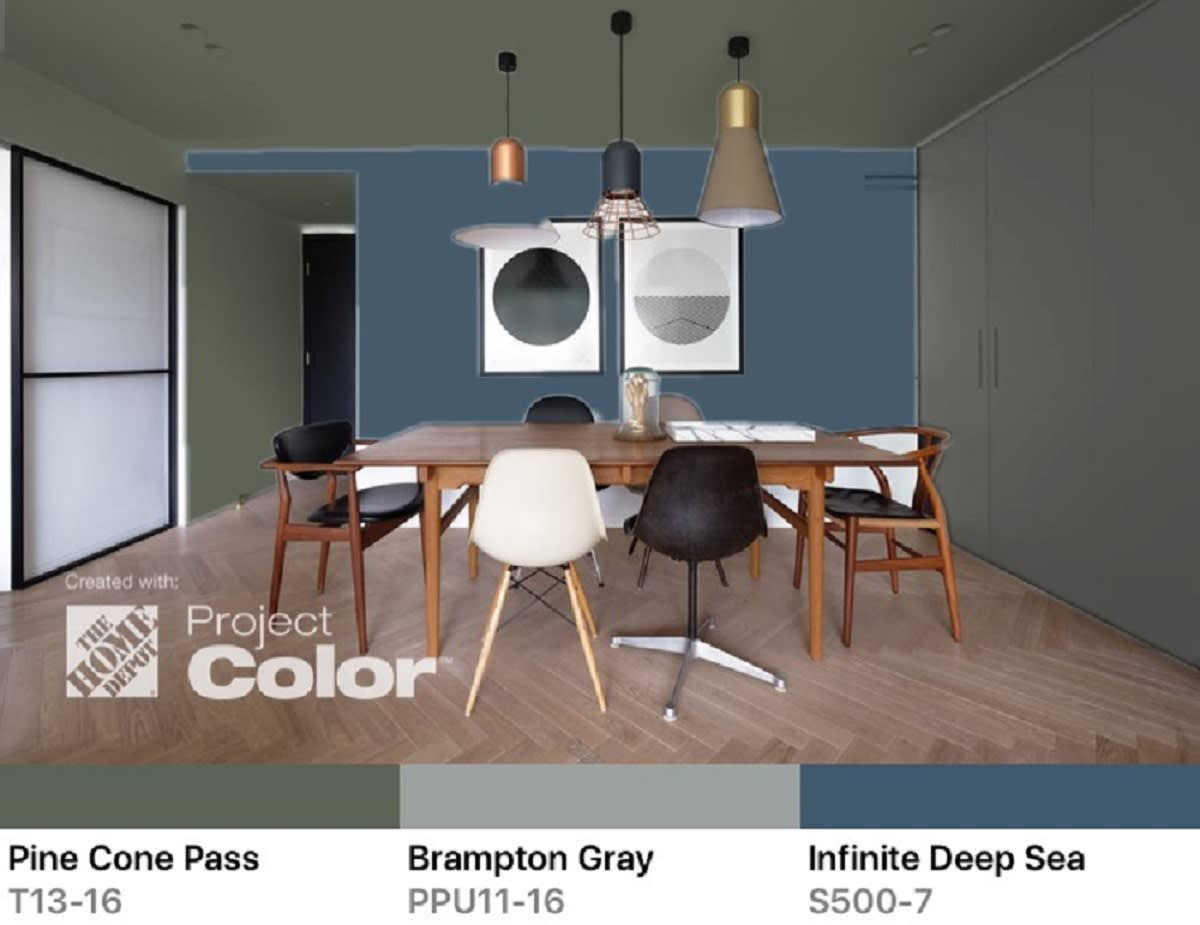 Amazing The Best Free Apps To Help You Visualize Paint Color Changes Machost Co Dining Chair Design Ideas Machostcouk