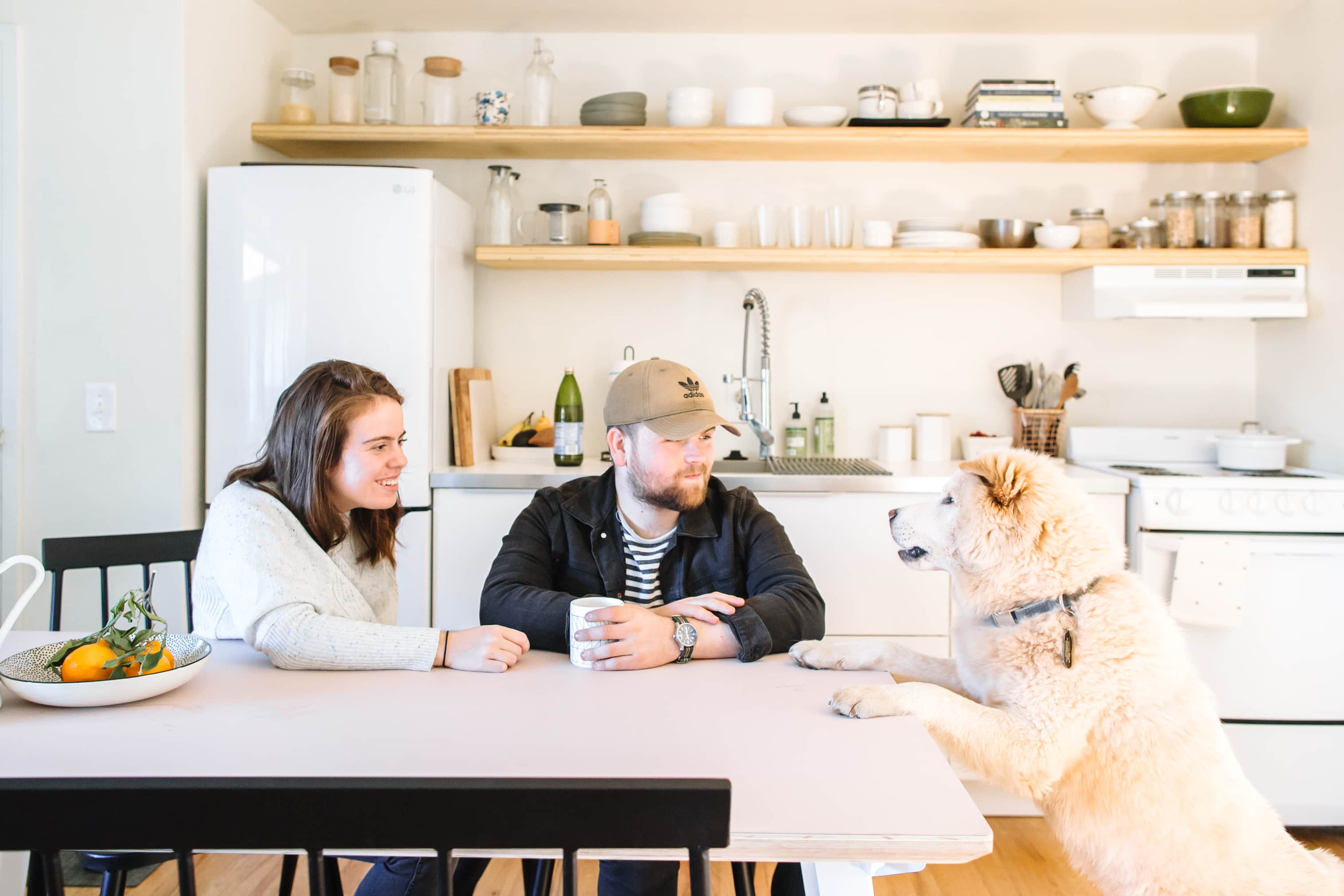 House Tour: A Simple Chic 550 Square Feet in Detroit | Apartment Therapy