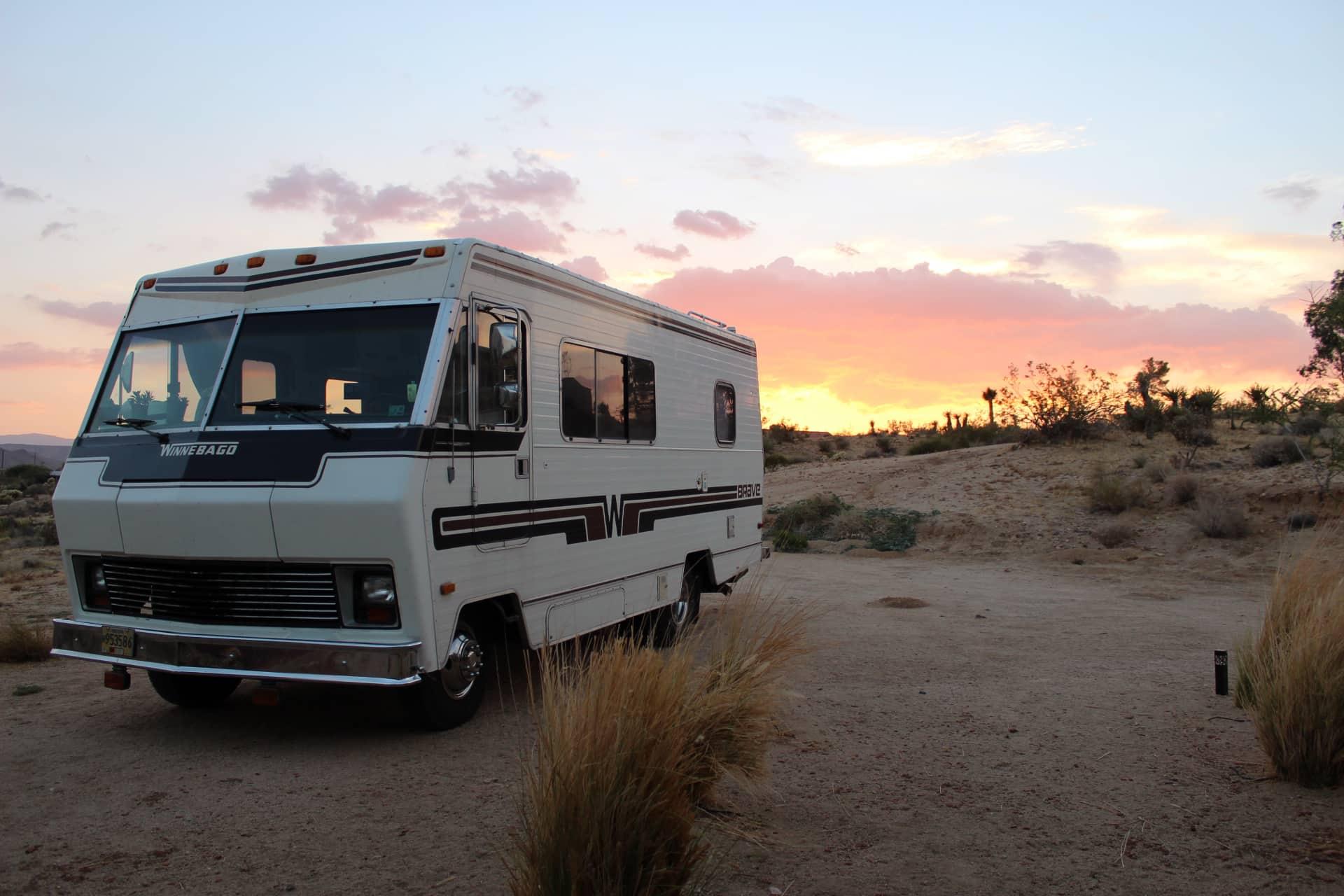 House Tour: A Beautiful, Boho RV Reno | Apartment Therapy