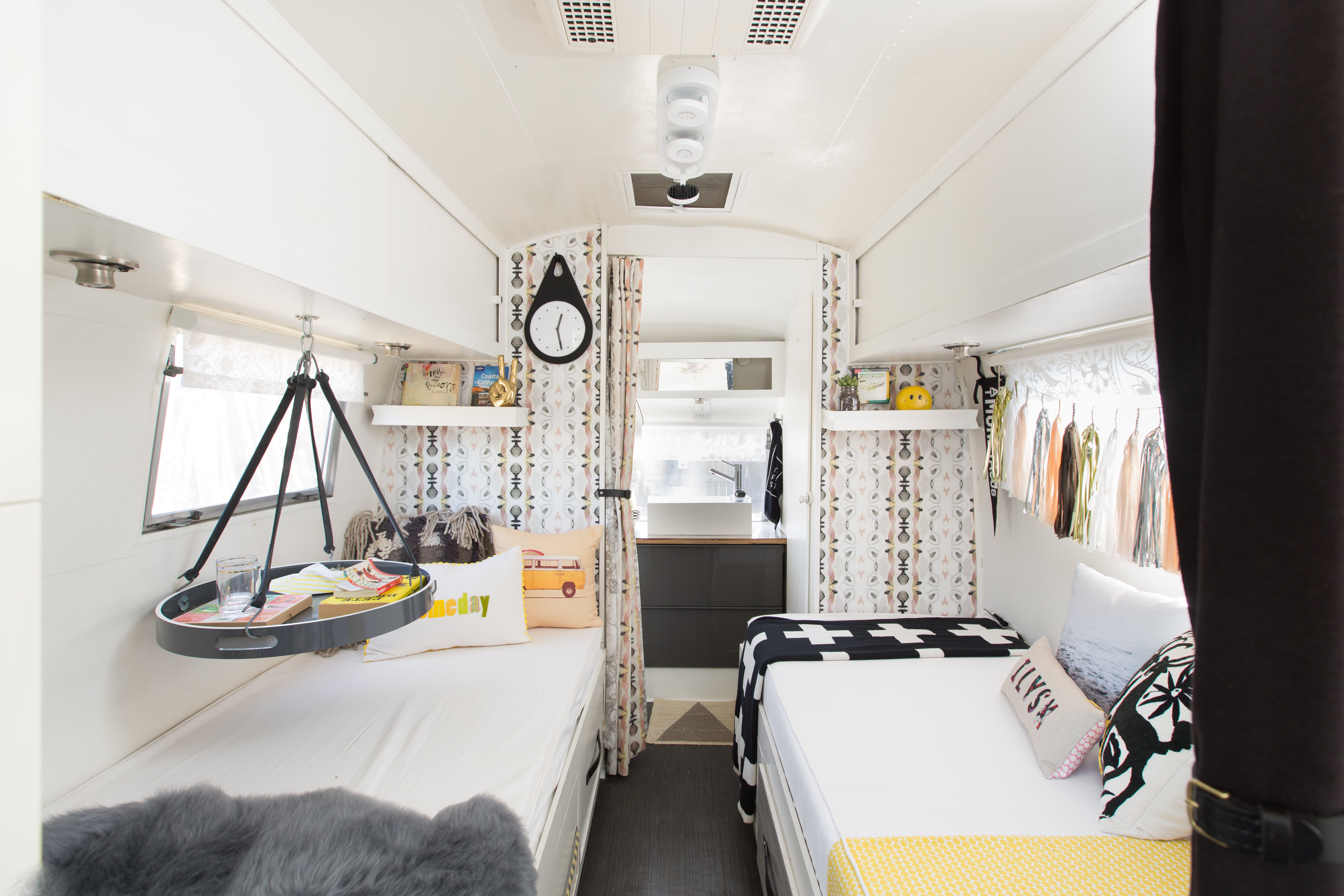 House Tour: A Vintage Airstream Finds Home in New Orleans