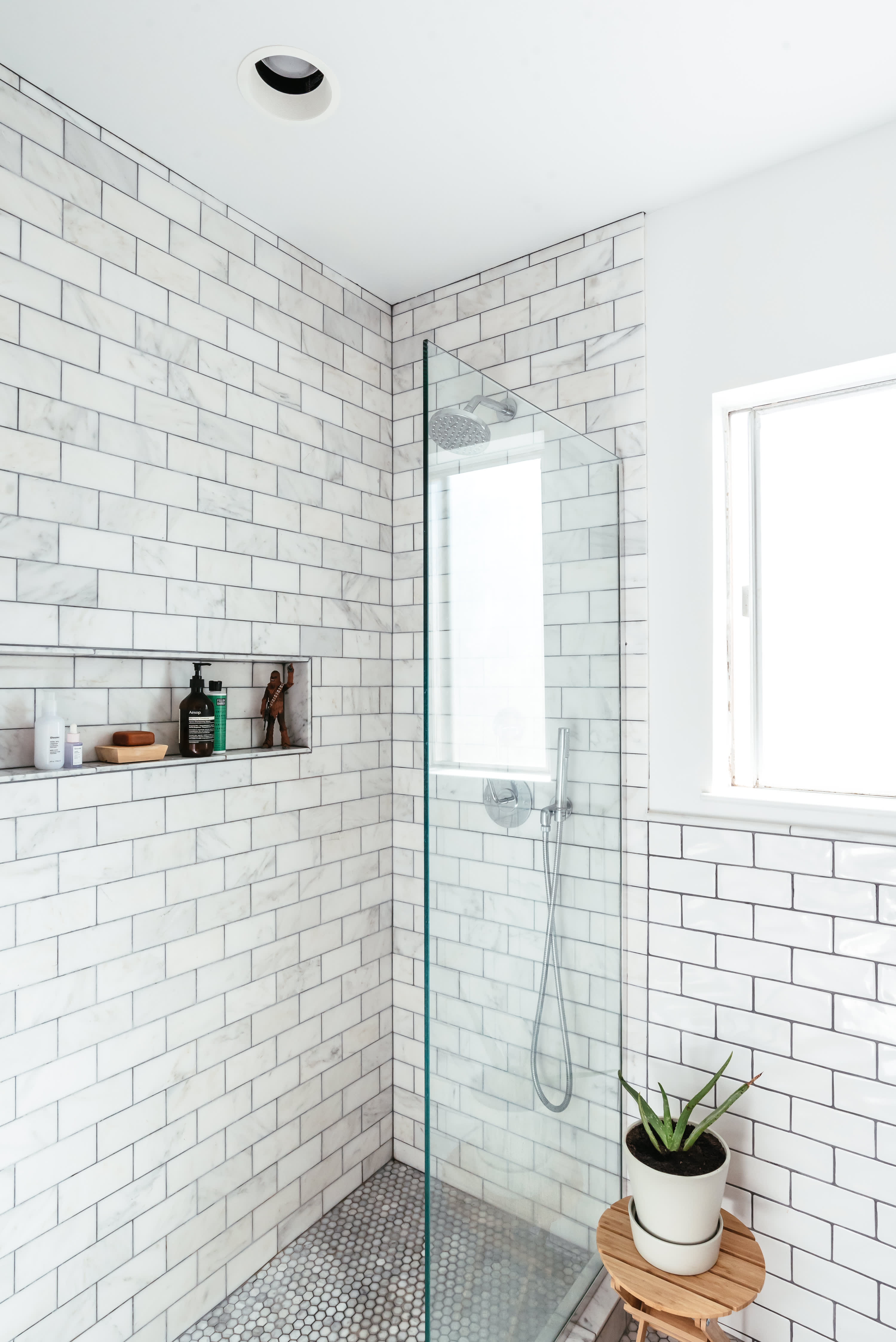 Bathroom Tile Ideas - Floor, Shower, Wall Designs ...