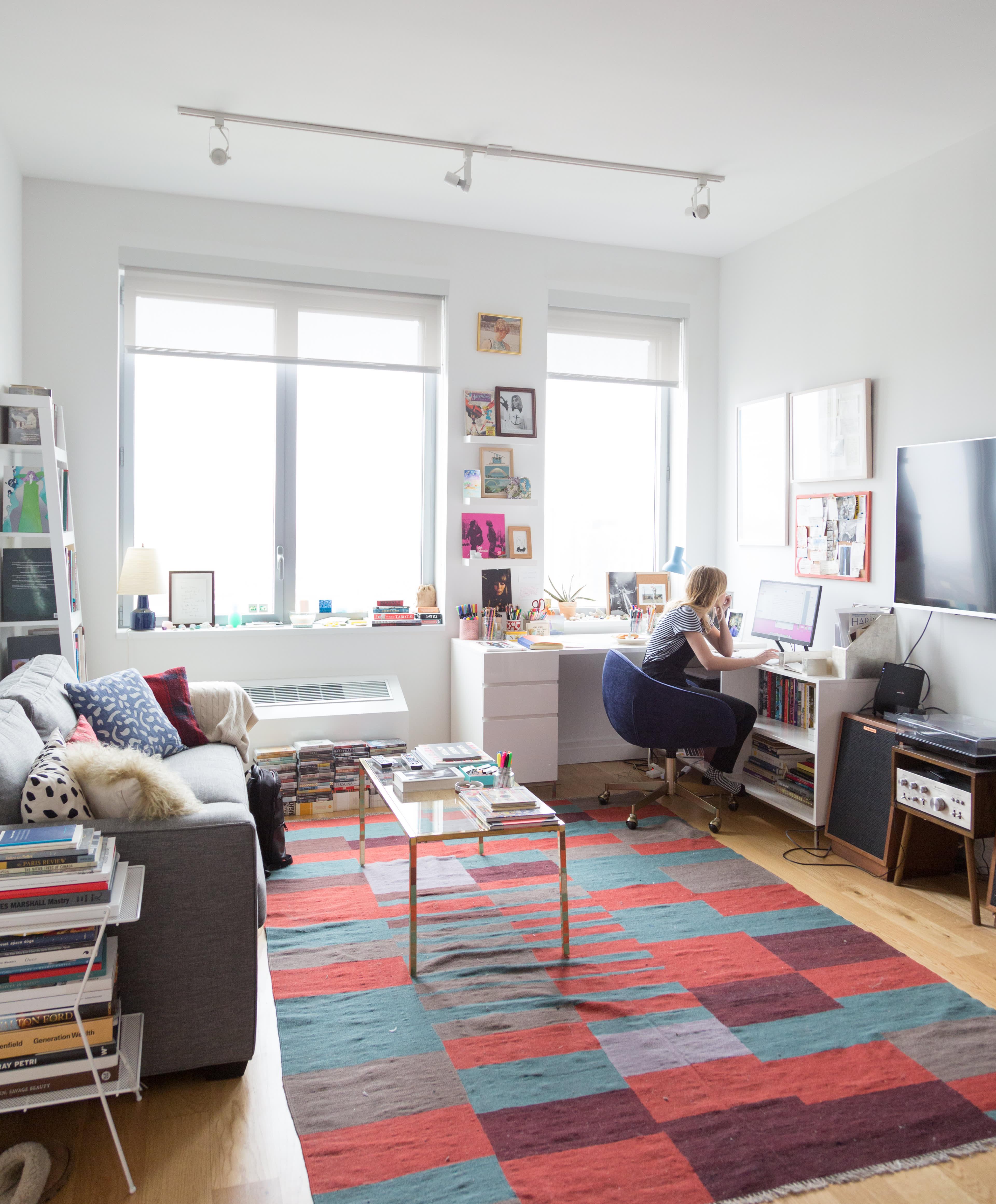 Tavi Gevinson Brooklyn Apartment Design Photo Tour