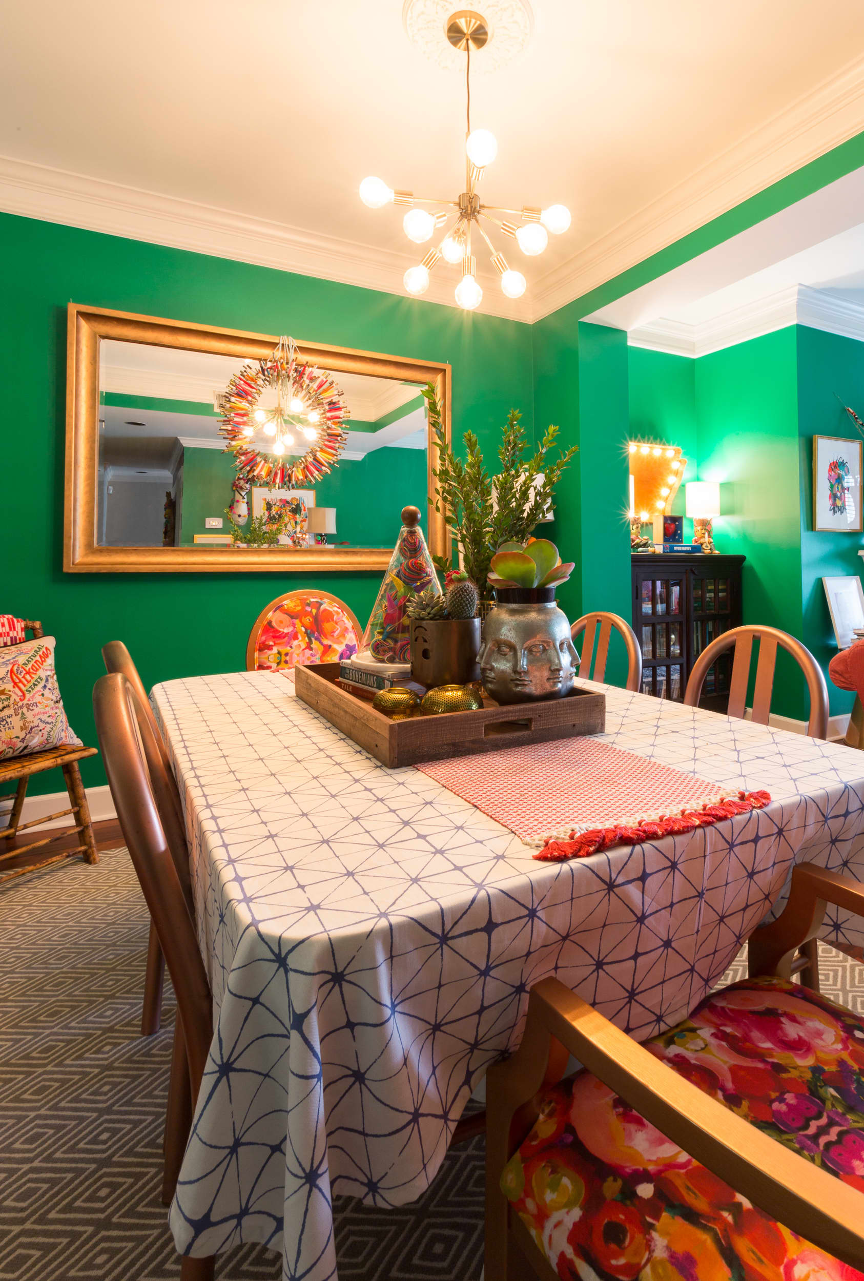 House Tour: A Colorful Nashville House | Apartment Therapy