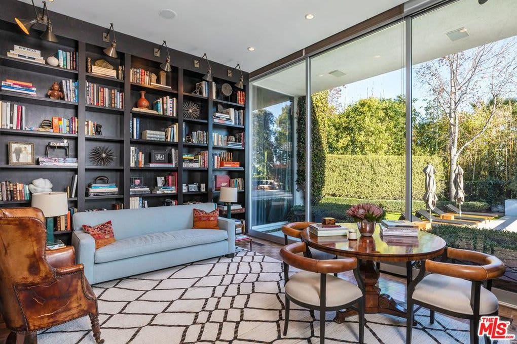 Ellen DeGeneres Kelly Wearstler Beverly Hills Home Photos