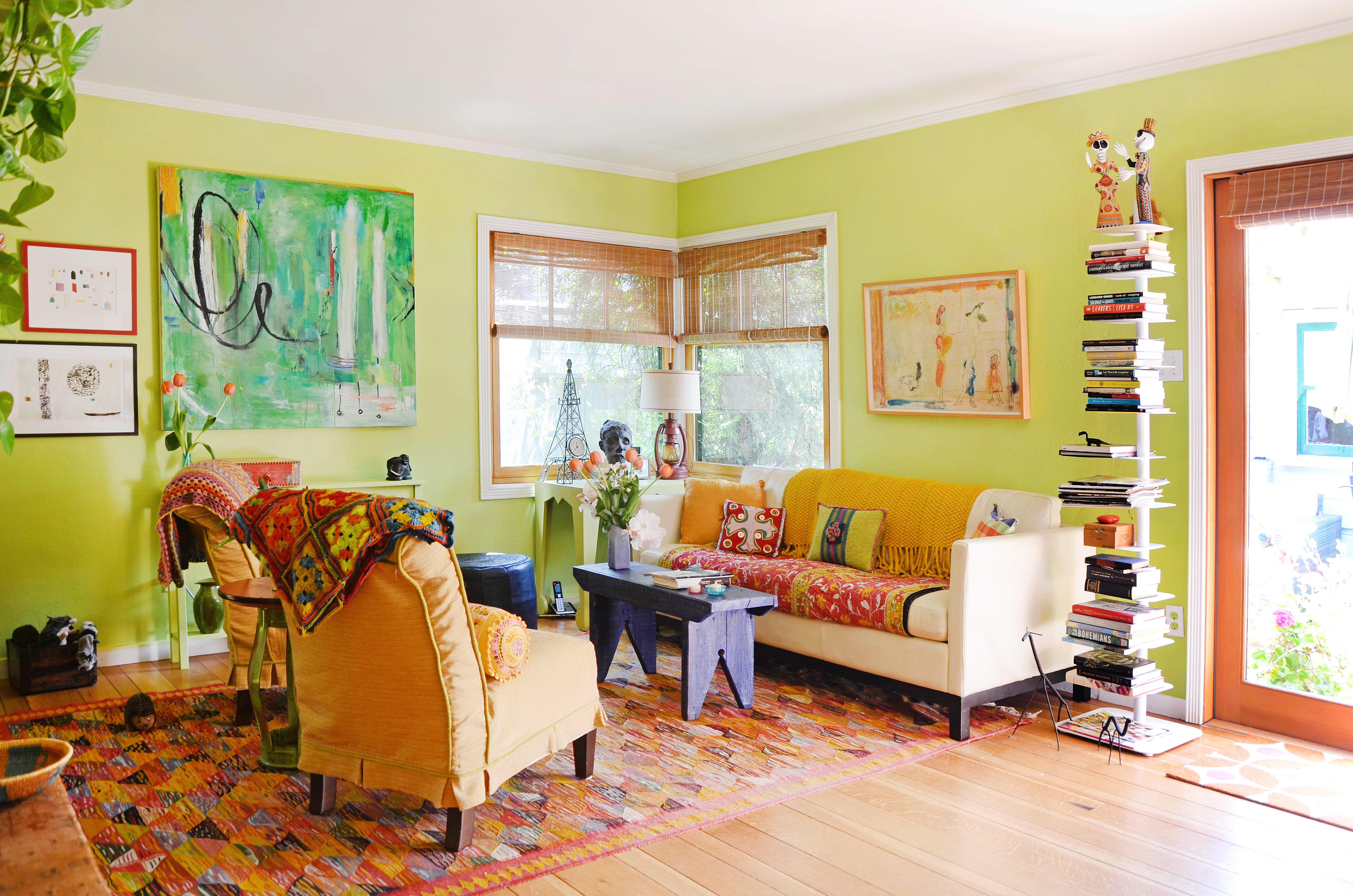 . A Rule Breaking Bay Area Home Proves the Best Color Inspiration