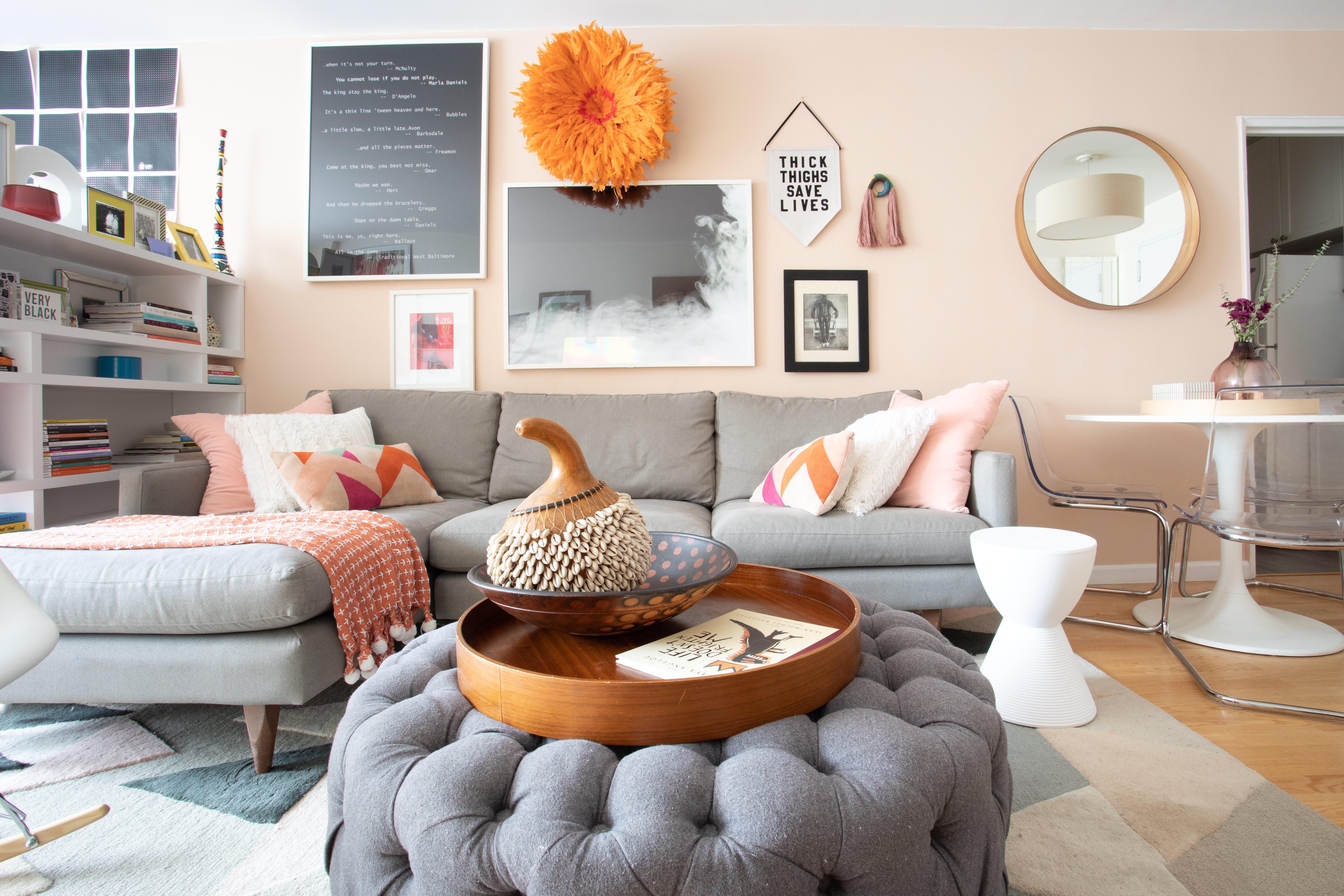 Harlem Home Tour: An Interior Designer's Bold Apartment