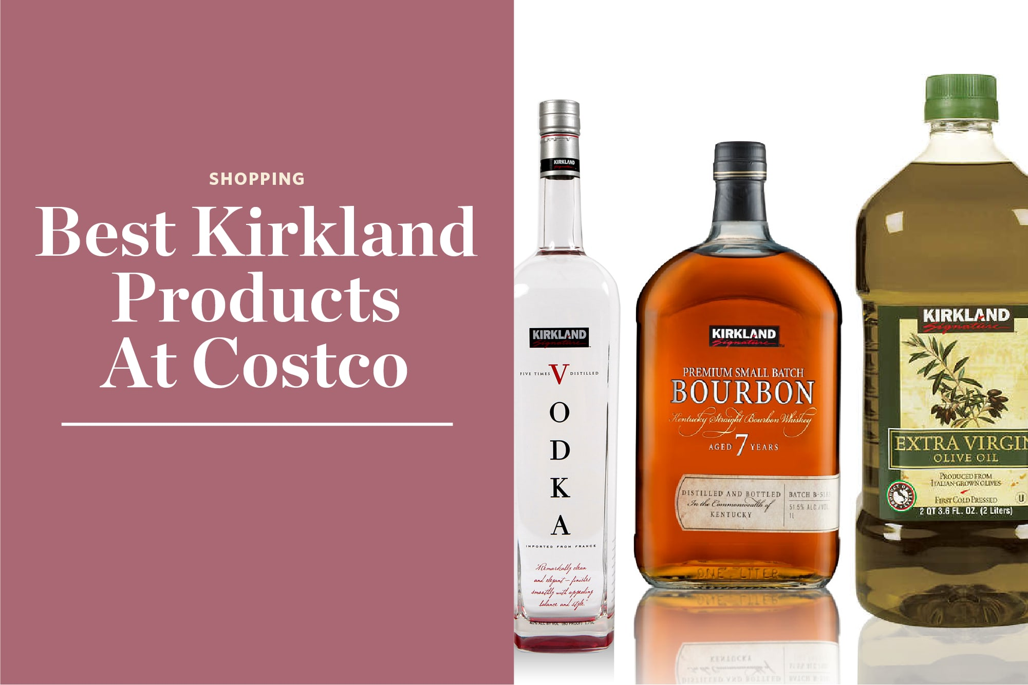 The 13 Best Kirkland Signature Products at Costco