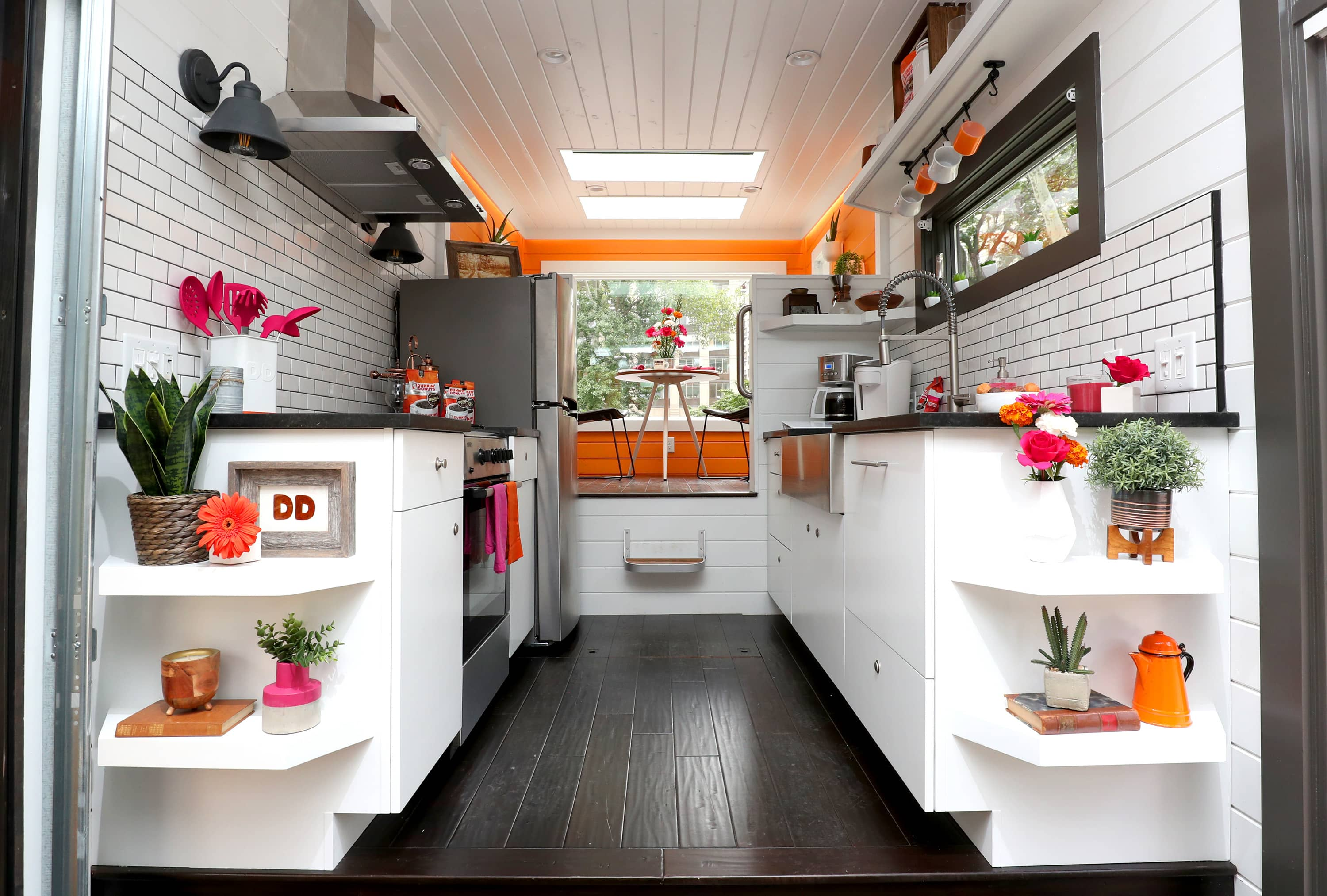 Rent Dunkin Donuts Tiny House On Airbnb For Just $10
